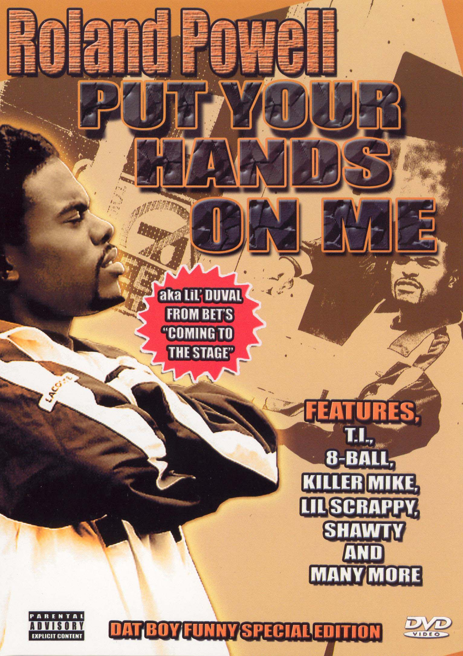 Roland Powell: Put Your Hands on Me
