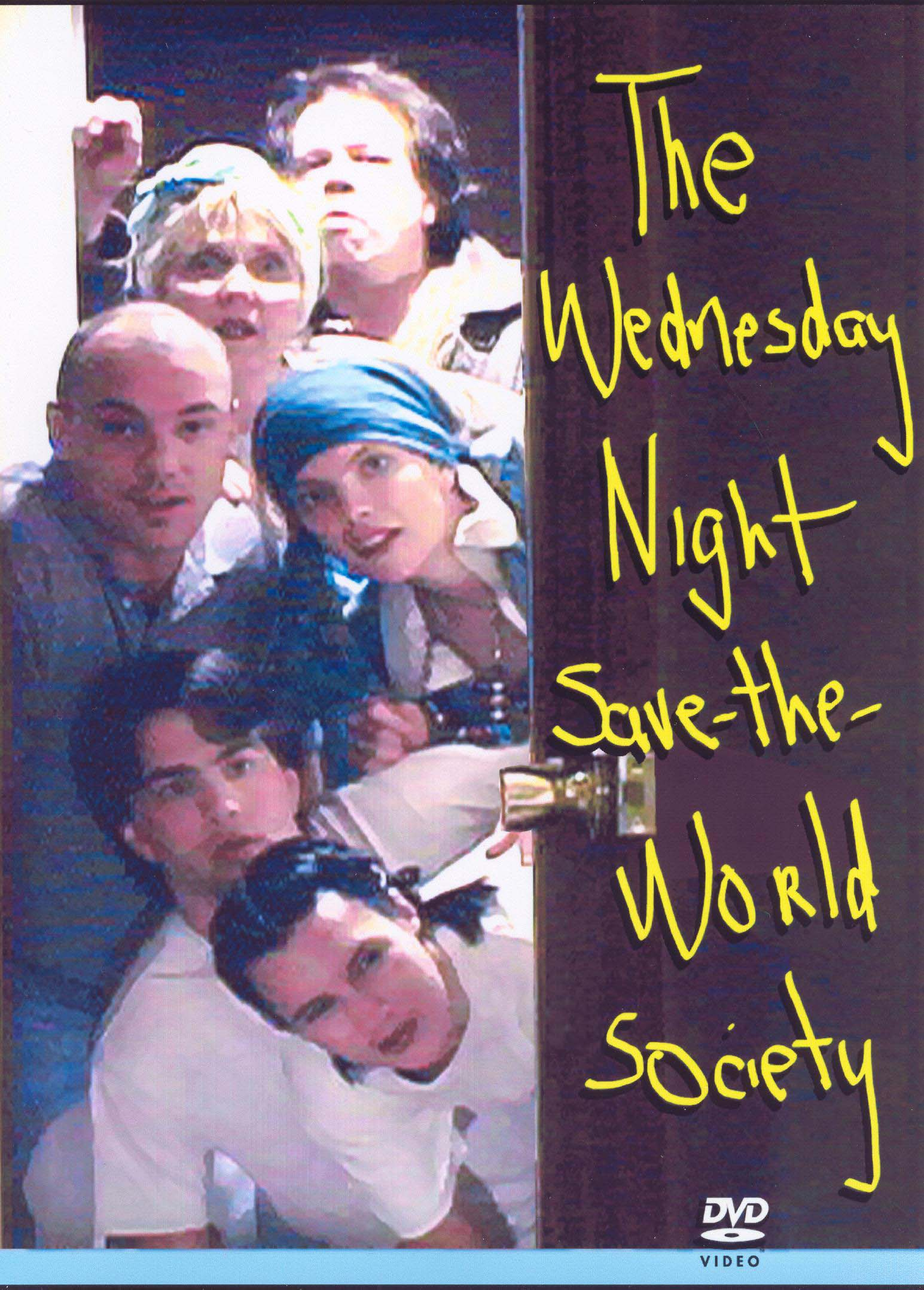 The Wednesday Night Save the World Society