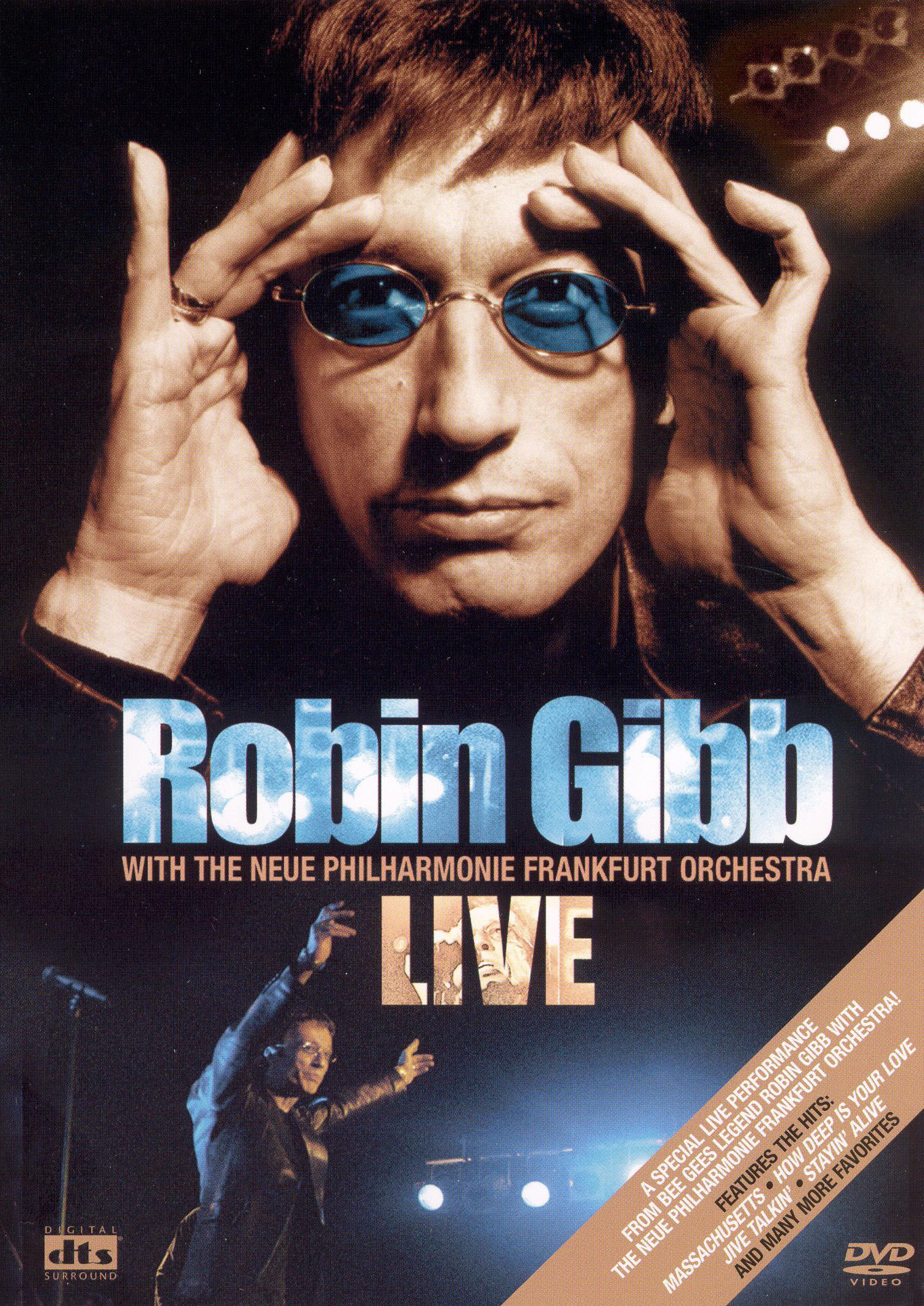 Robin Gibb With the Frankfurt Neue Philharmonic Orchestra: Live