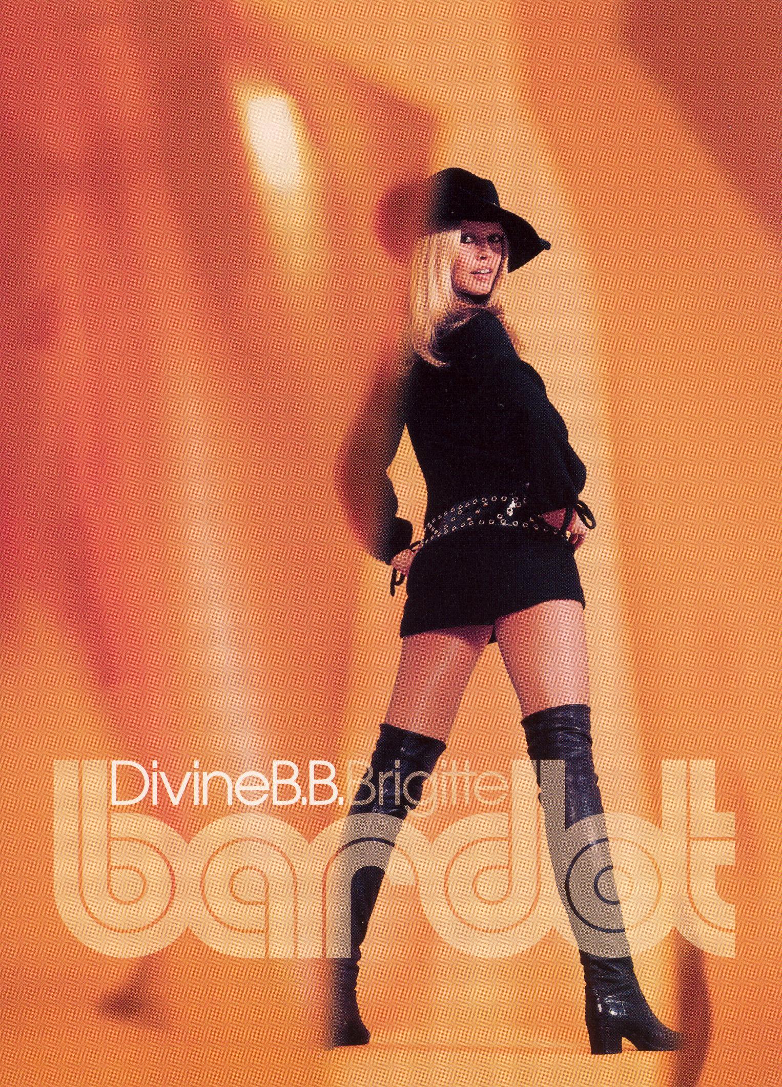 Brigitte Bardot: Divine BB
