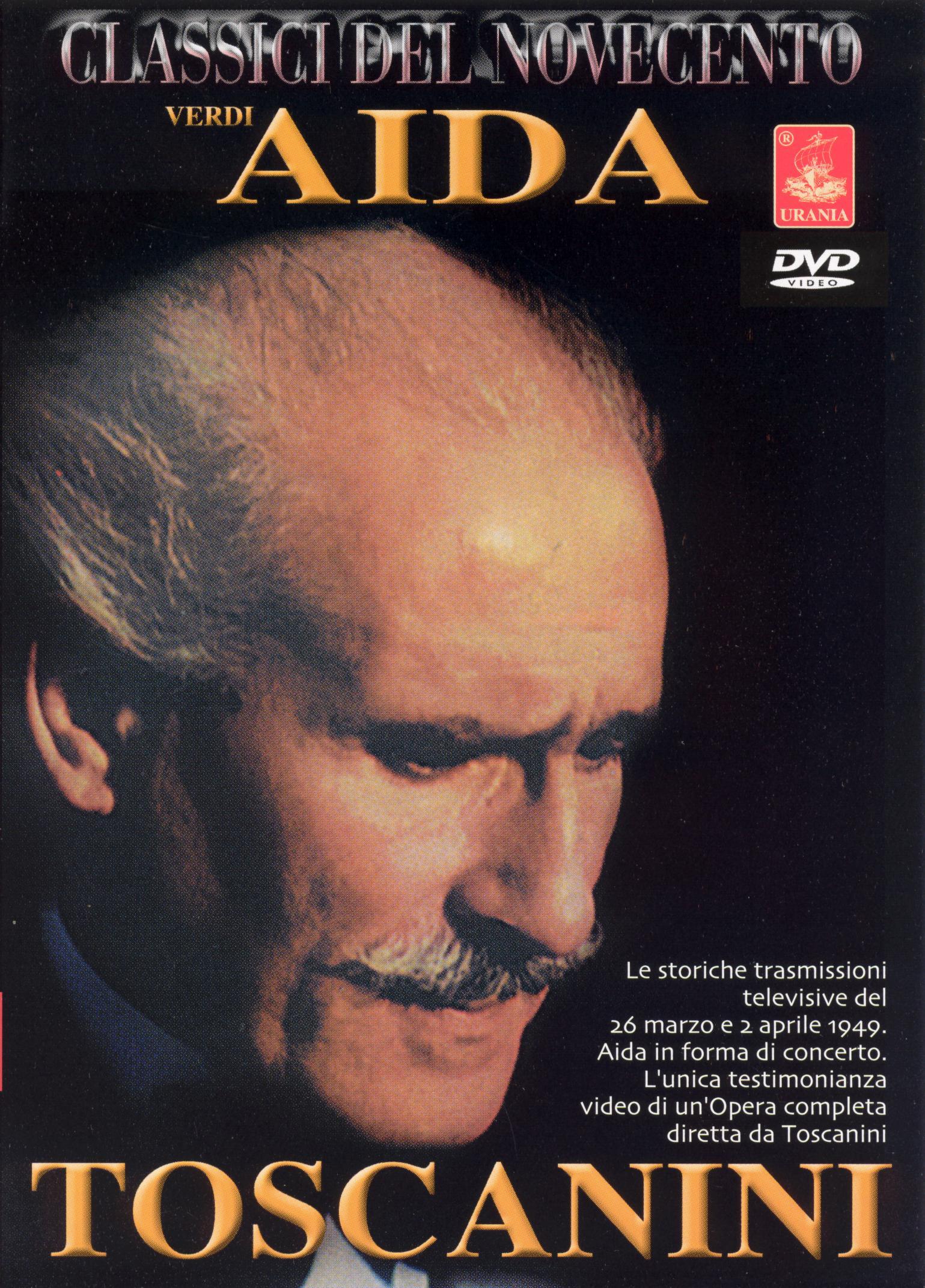 Aida (NBC Symphony Orchestra)
