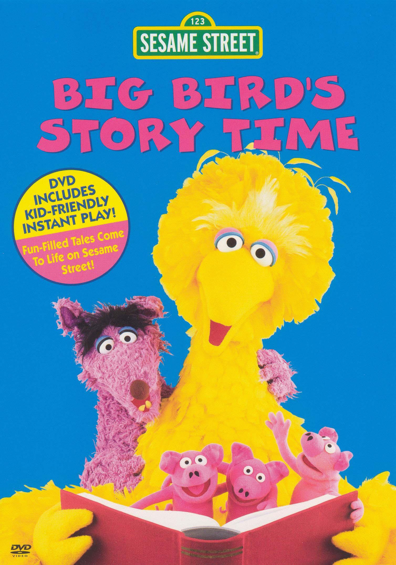 Sesame Street: Big Bird's Story Time