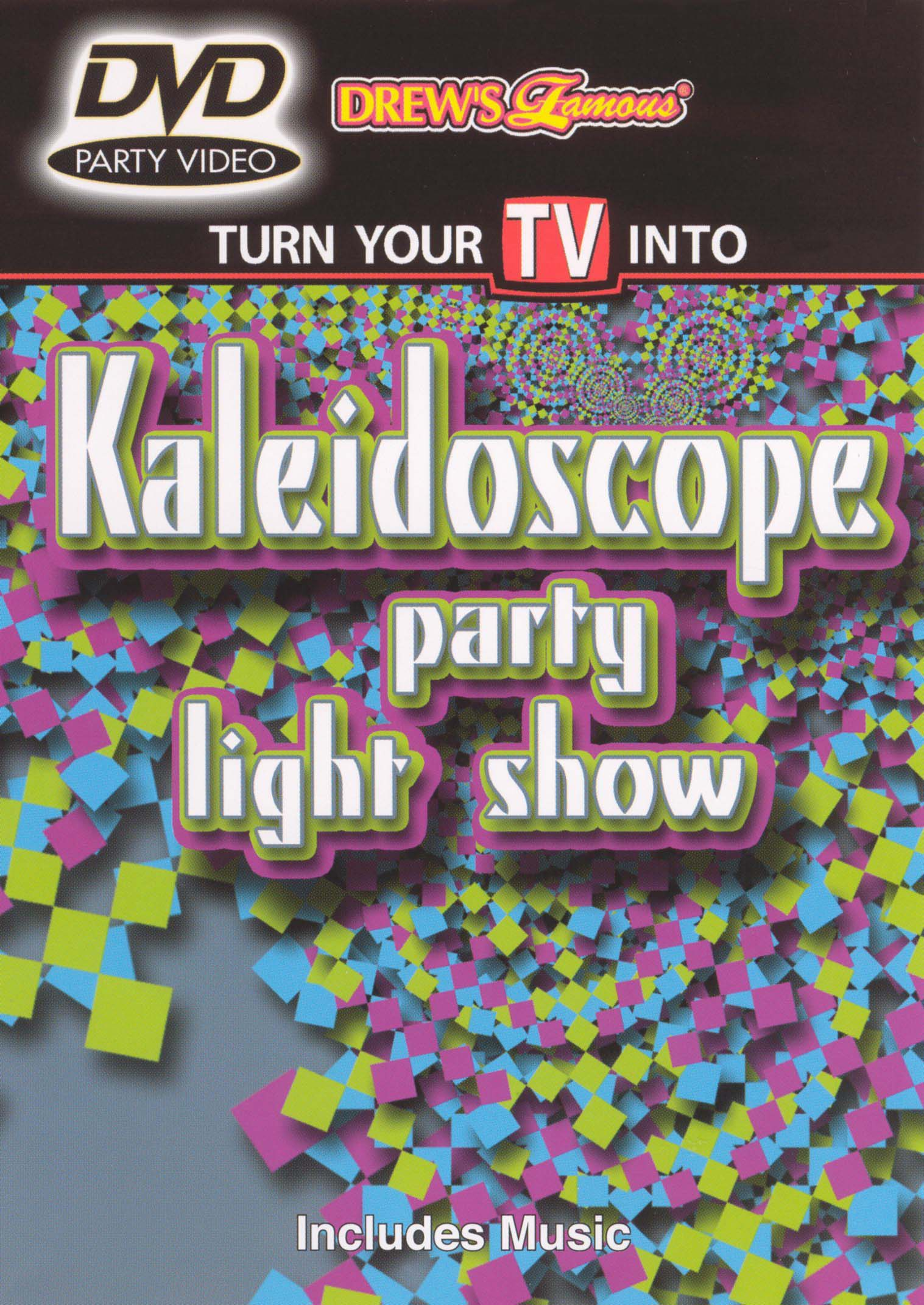 Kaleidoscope Party Light Show