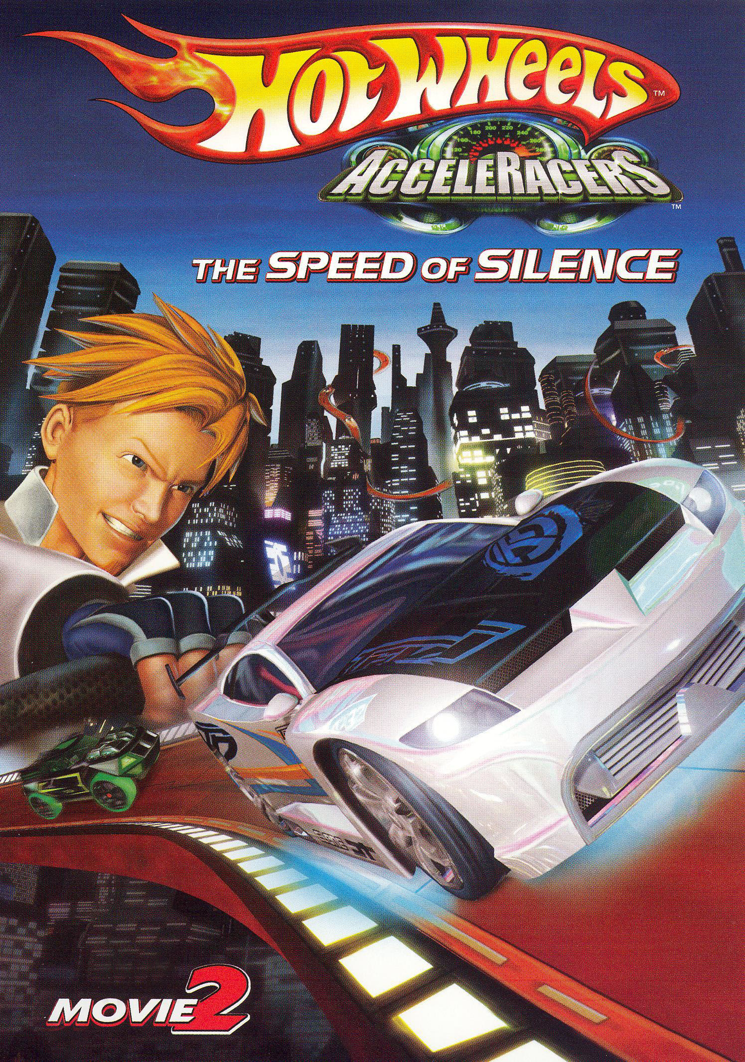 Hot Wheels AcceleRacers 2: The Speed of Silence