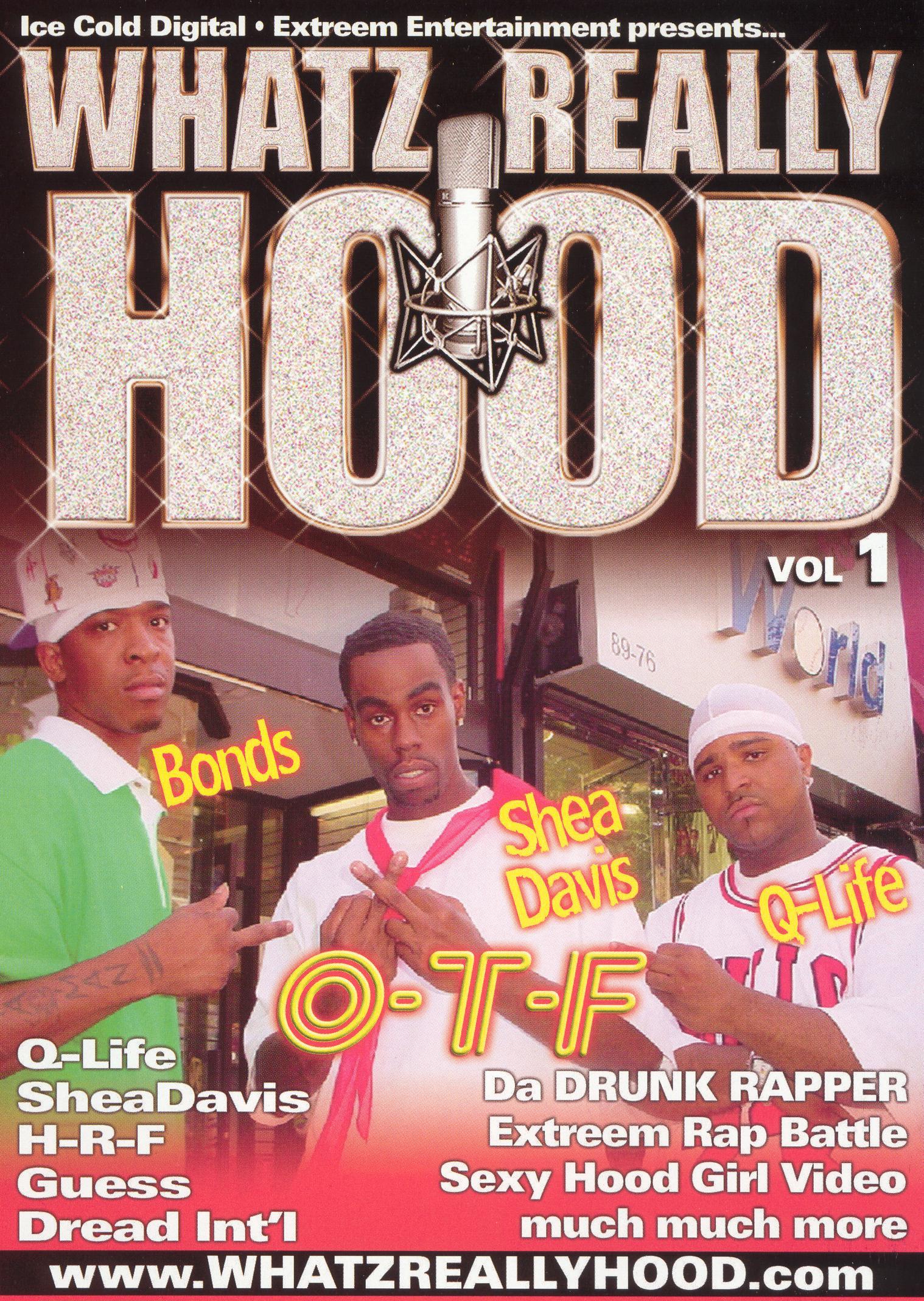 Whatz Really Hood, Vol. 1