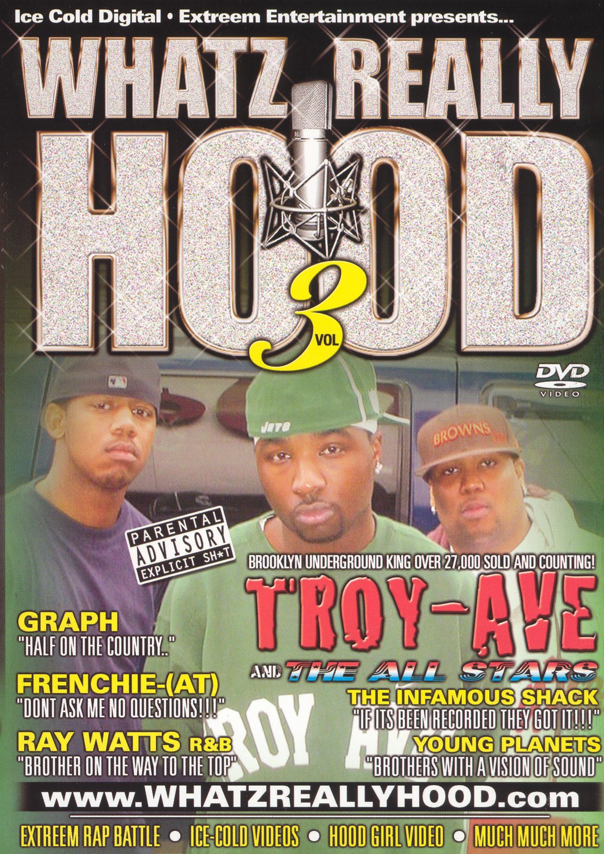 Whatz Really Hood, Vol. 3