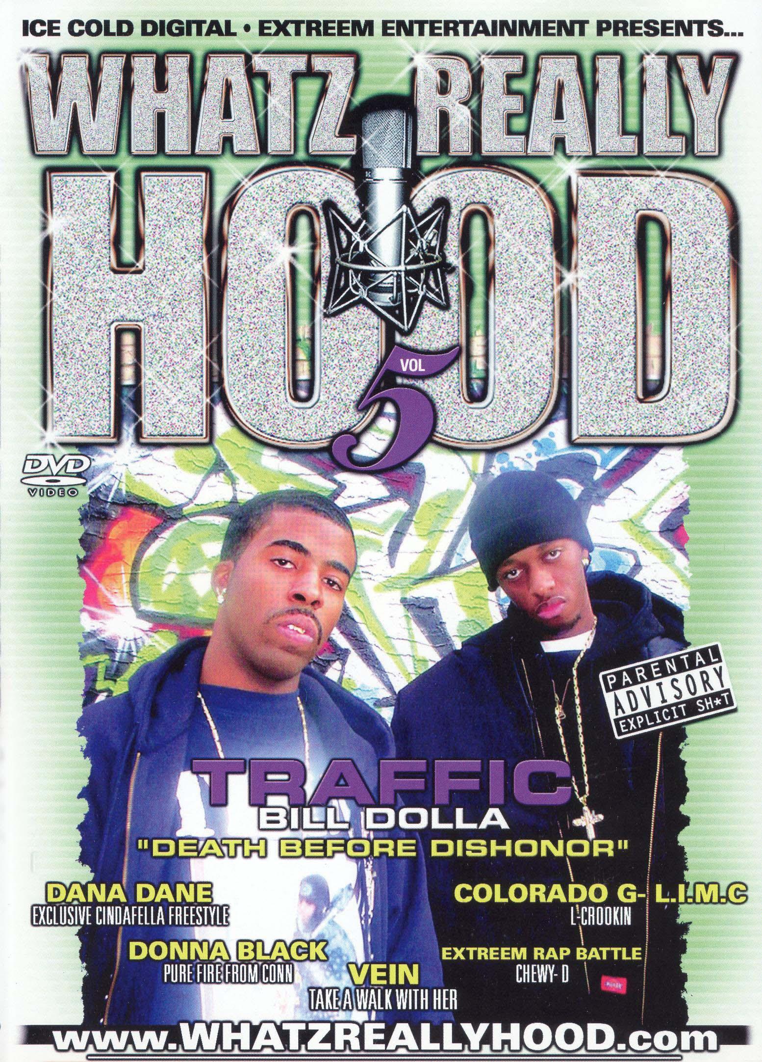 Whatz Really Hood, Vol. 5