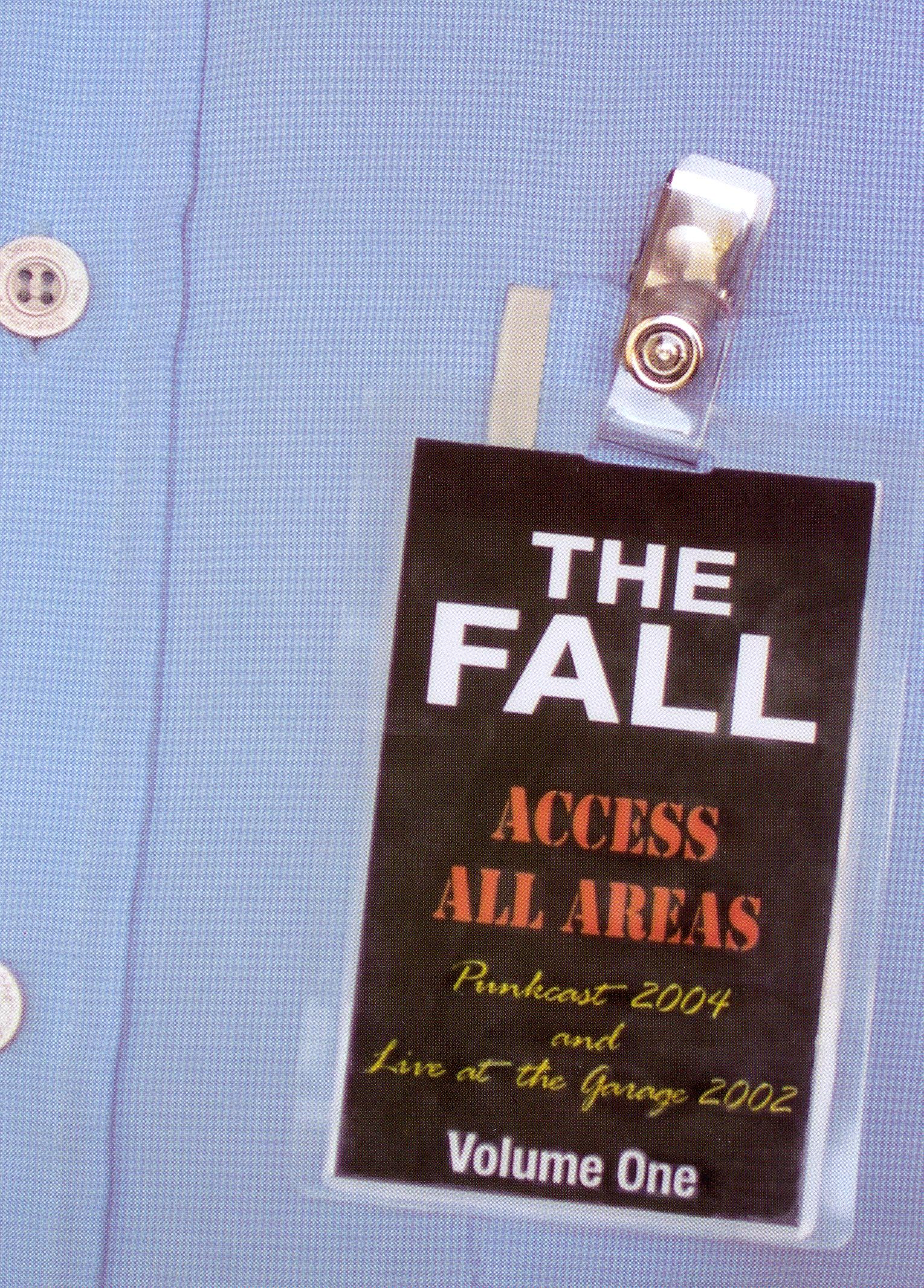The Fall: Punkcast - Live At the Garage