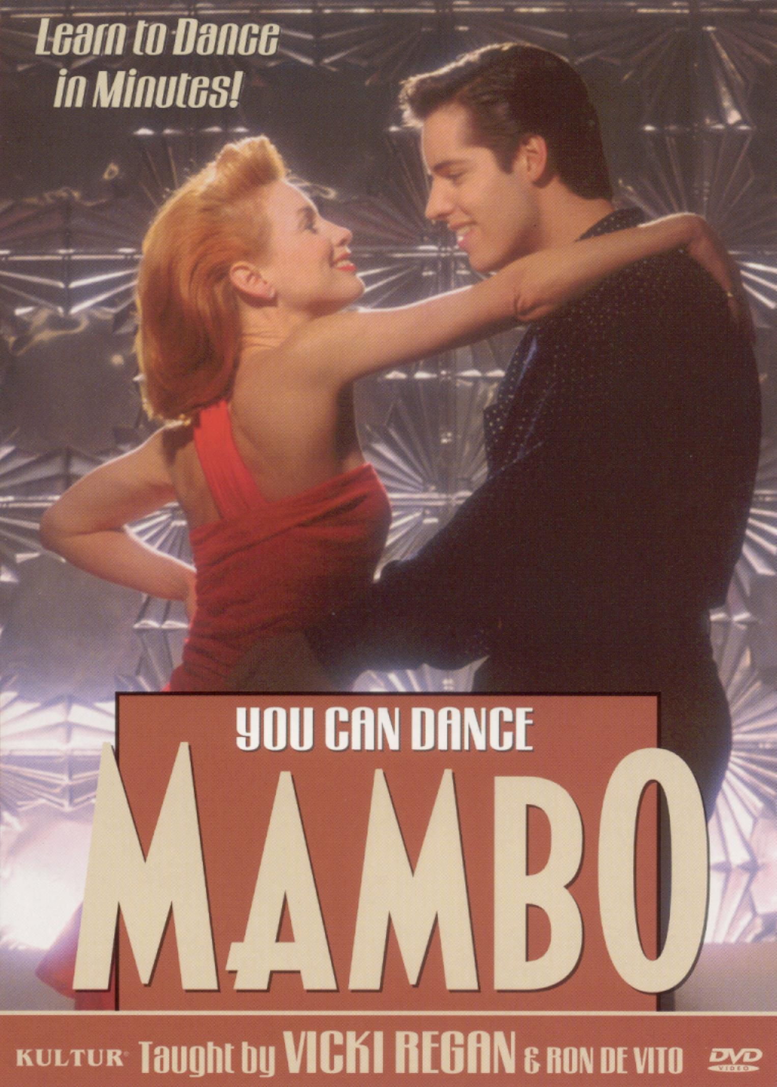 You Can Dance: The Mambo (And Dirty Dancing)