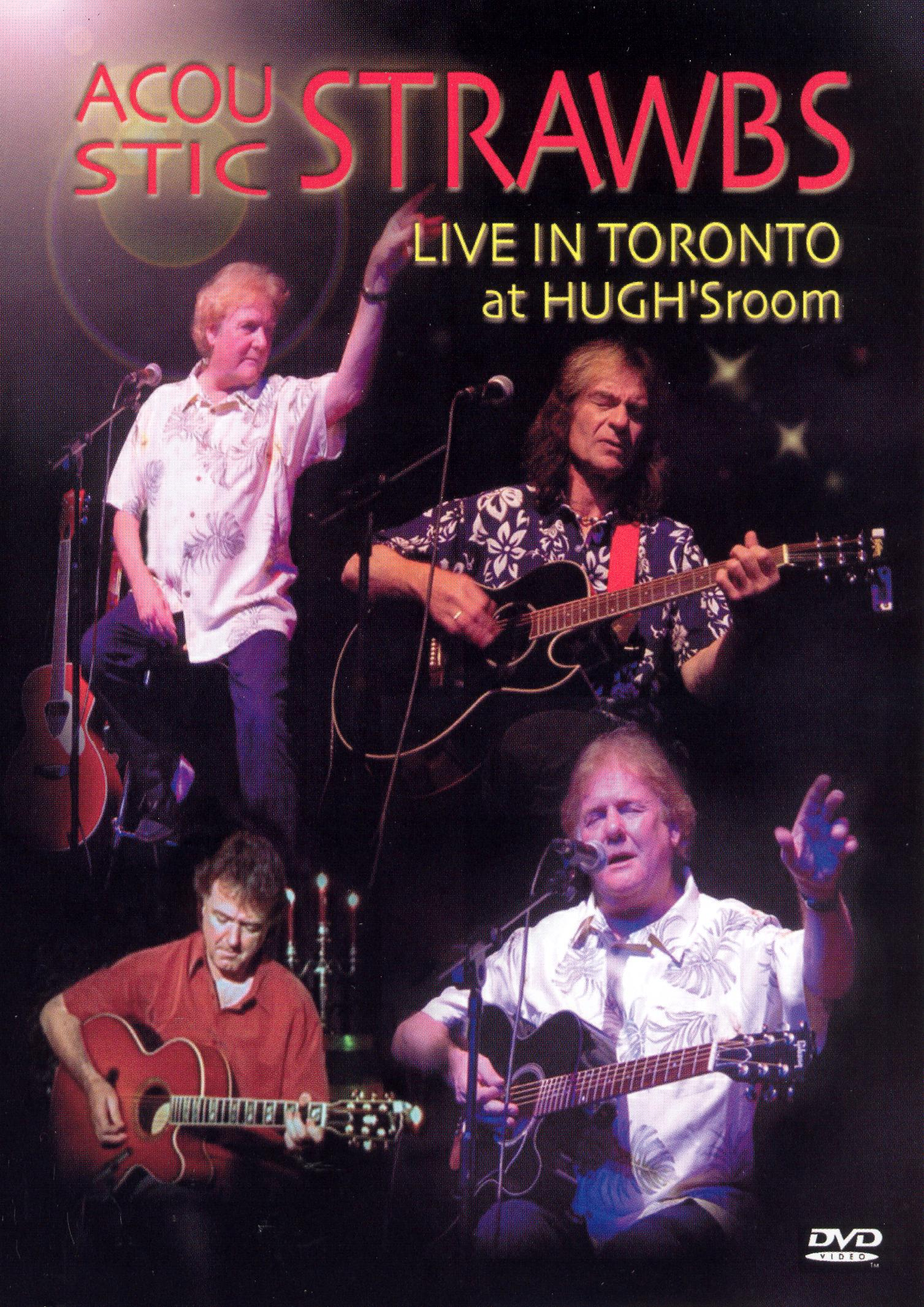 The Strawbs: Acoustic - Live in Toronto at Hugh's Room