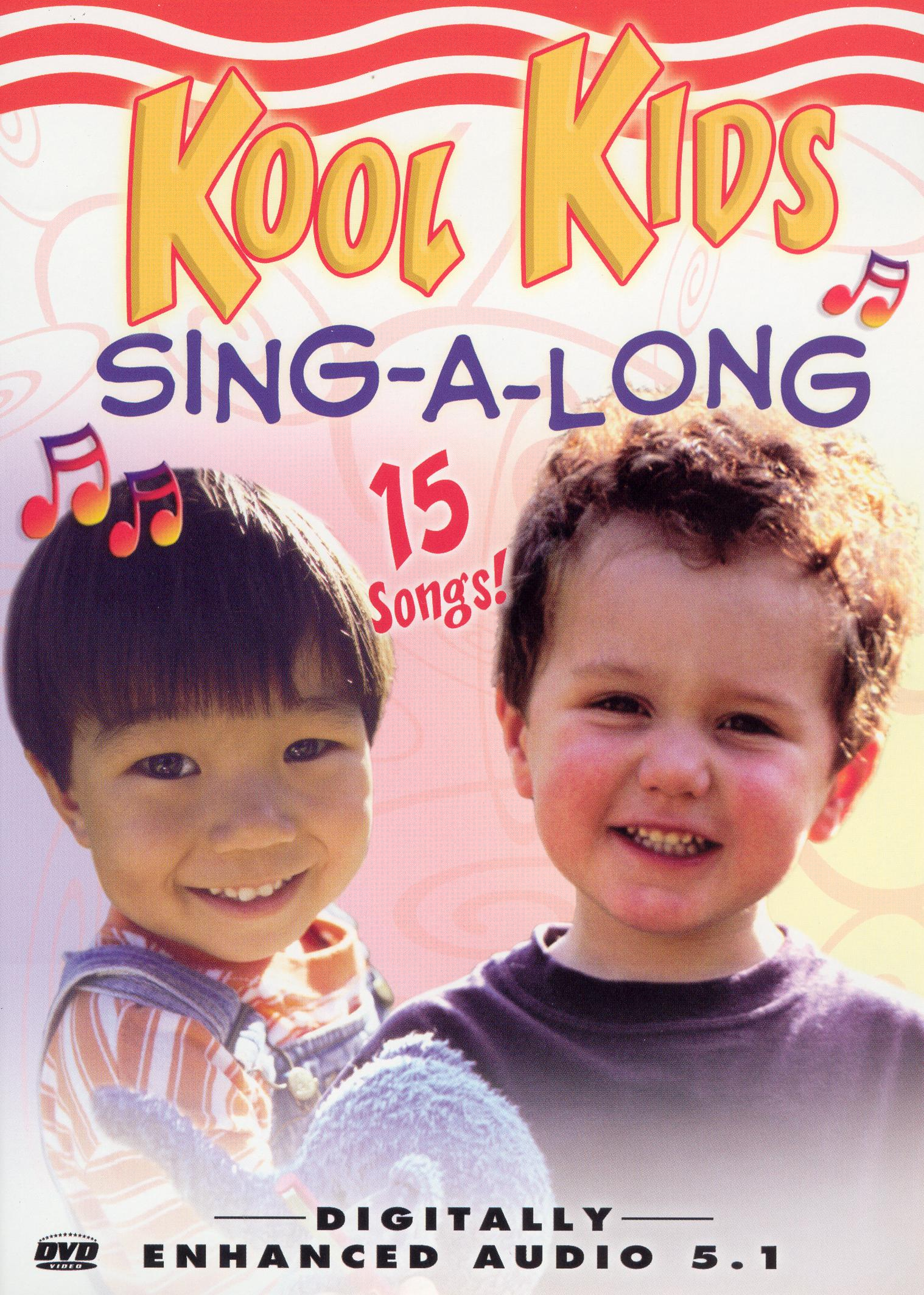 Kool Kids Sing-a-Long