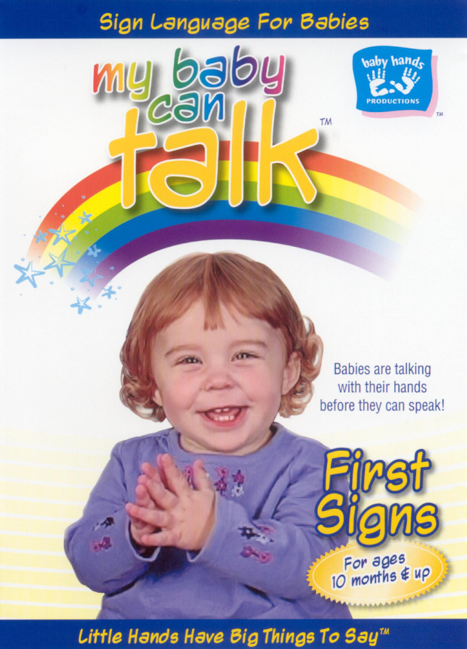 My Baby Can Talk: First Signs