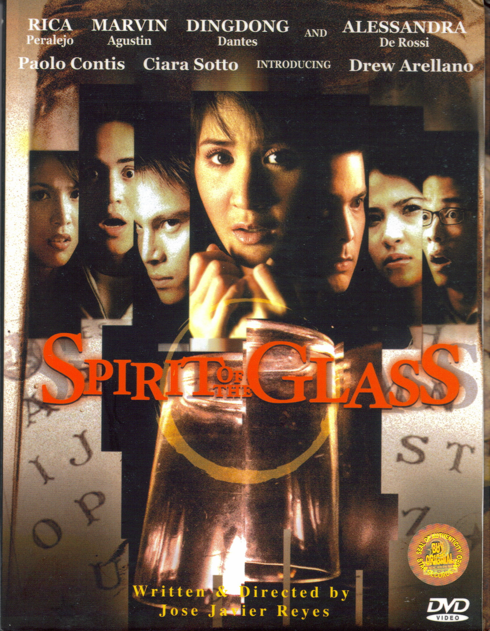 Spirit of the Glass