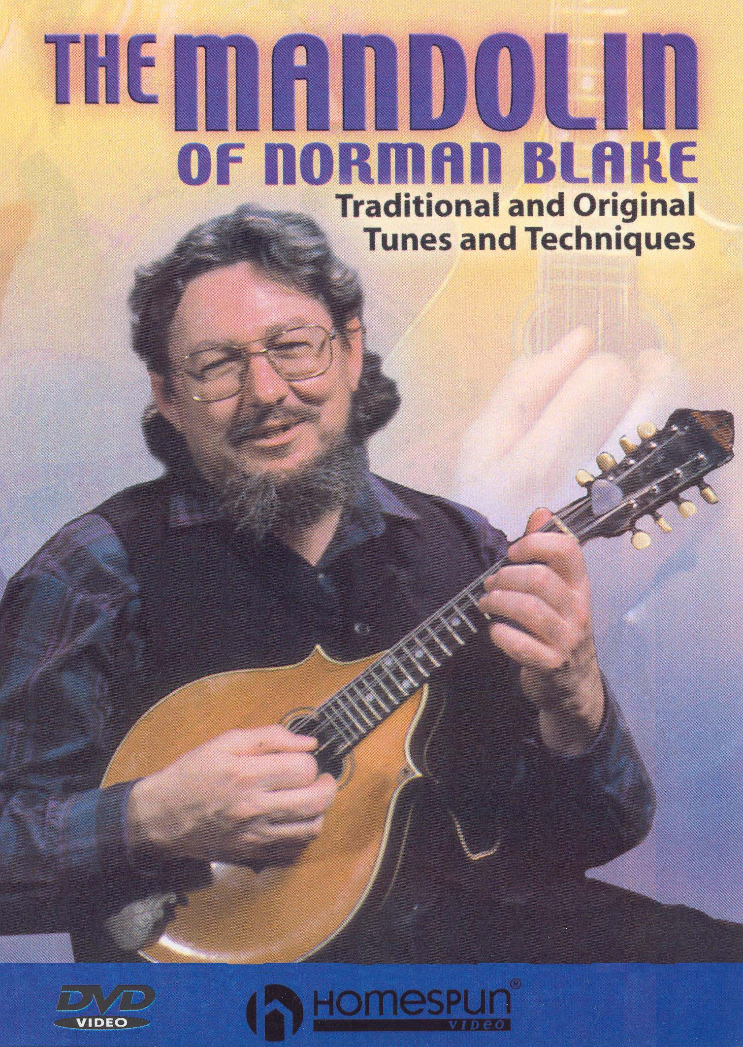 The Mandolin of Norman Blake