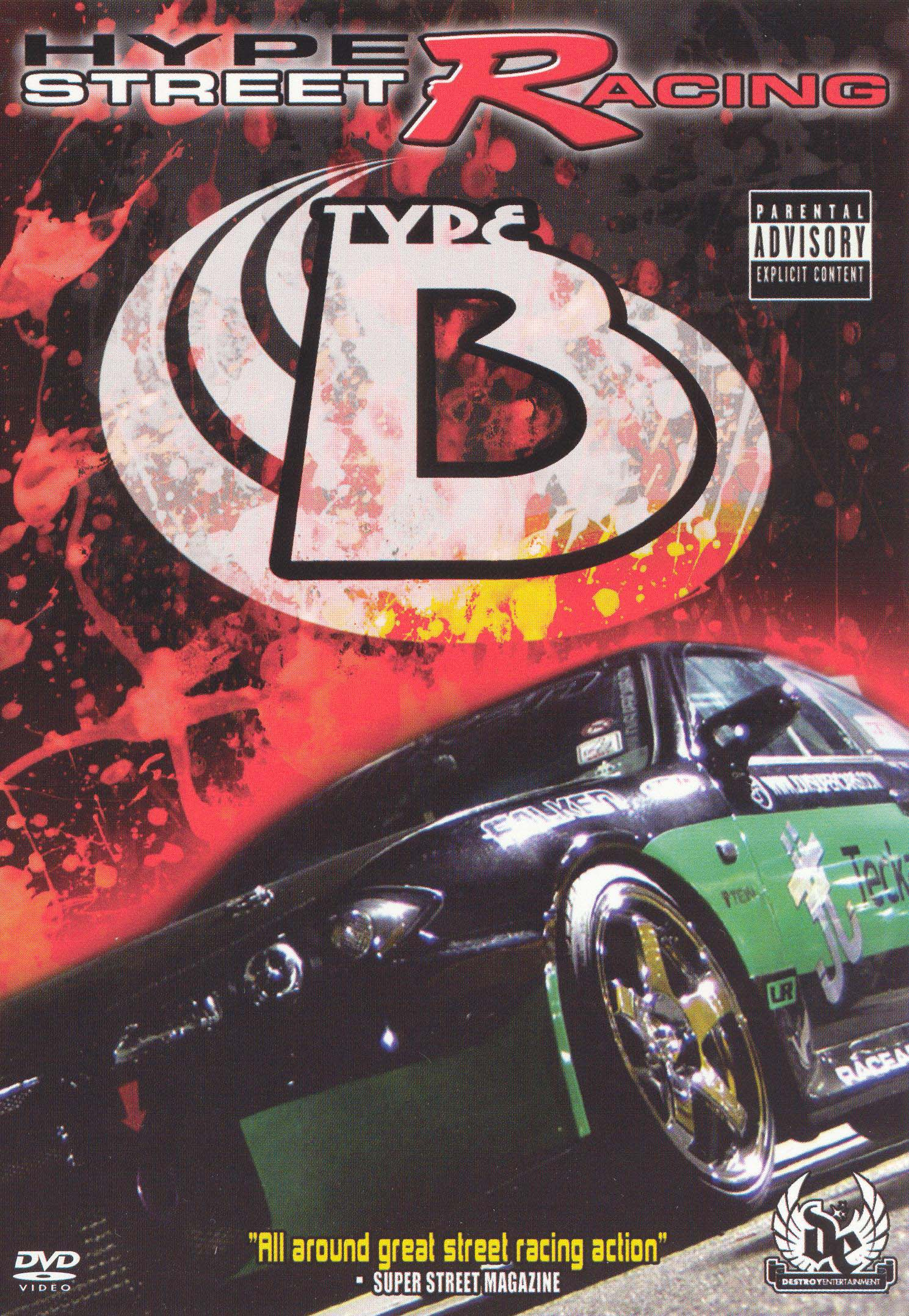 Hyper Street Racing: Type-B