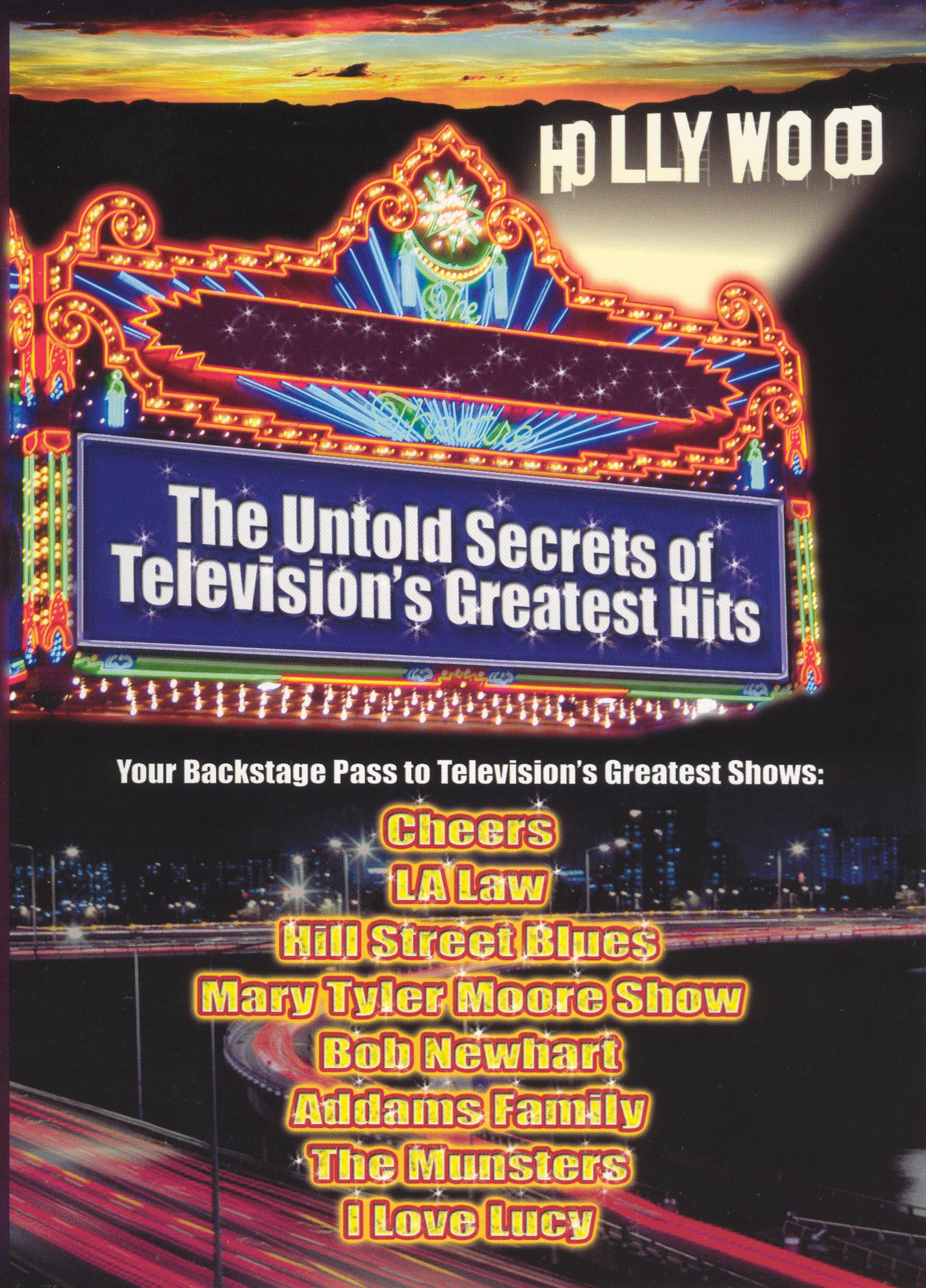The Untold Secrets of Television's Greatest Hits