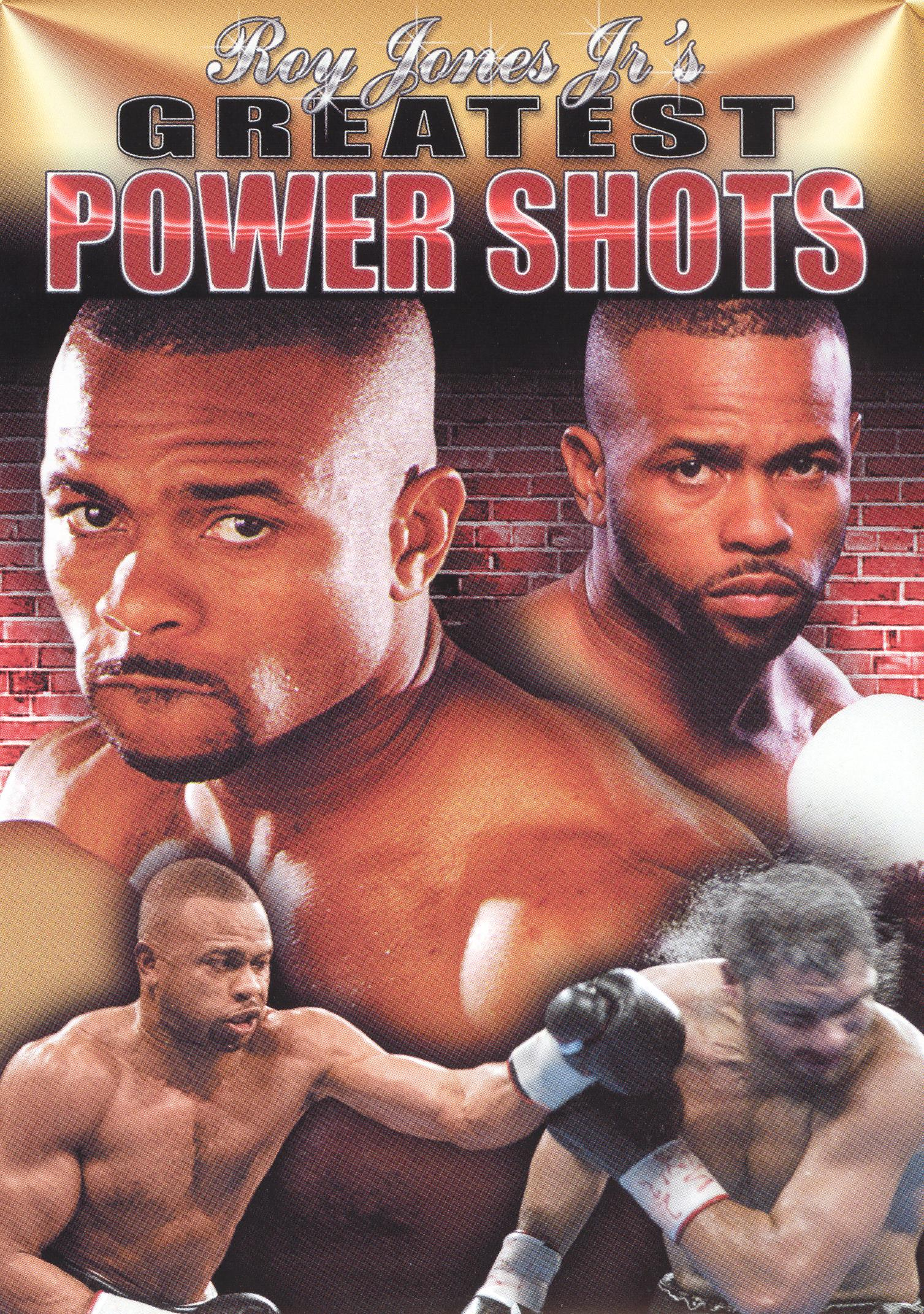 Roy Jones, Jr.'s Greatest Power Shots