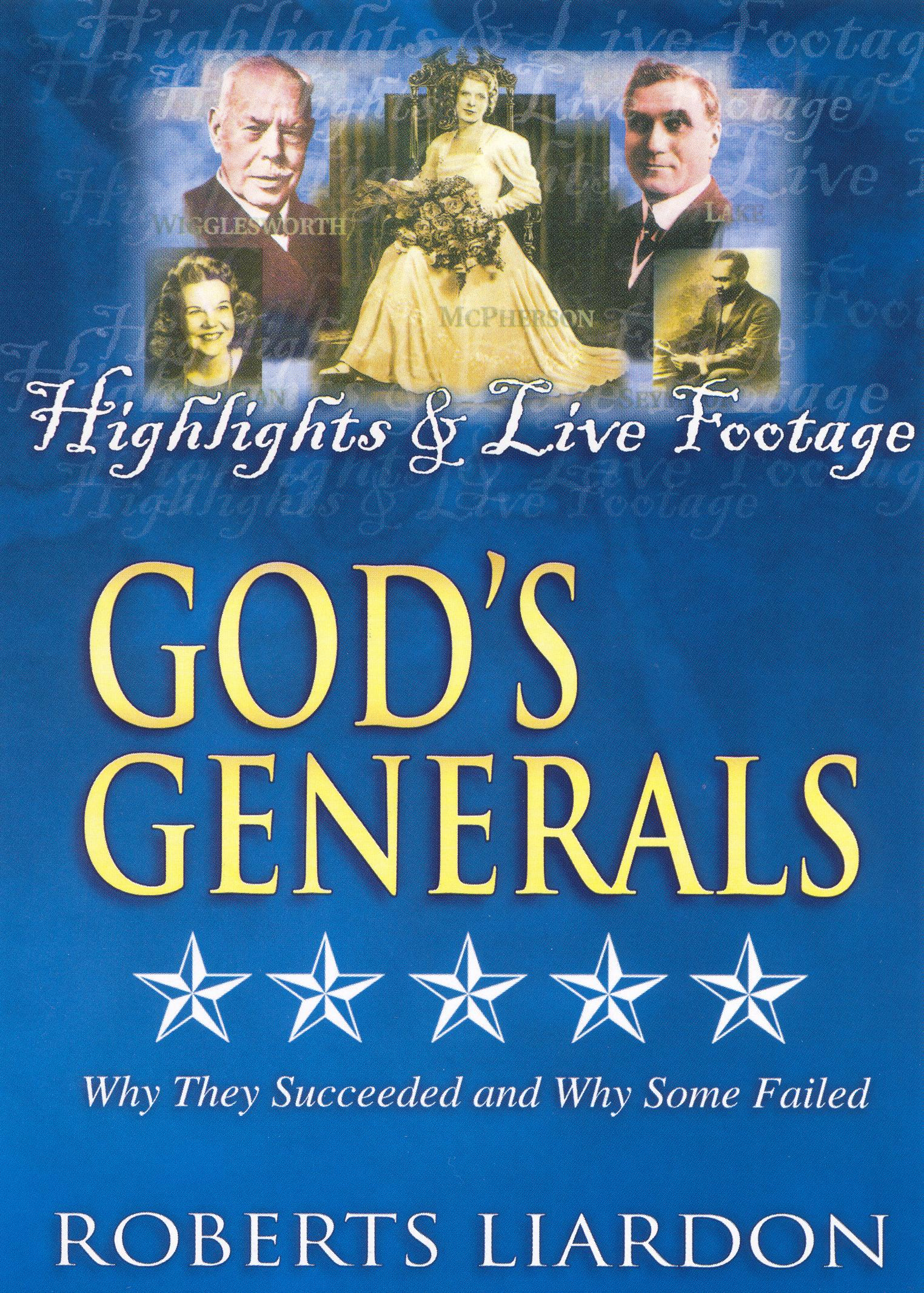 God's Generals: Highlights and Live Footage