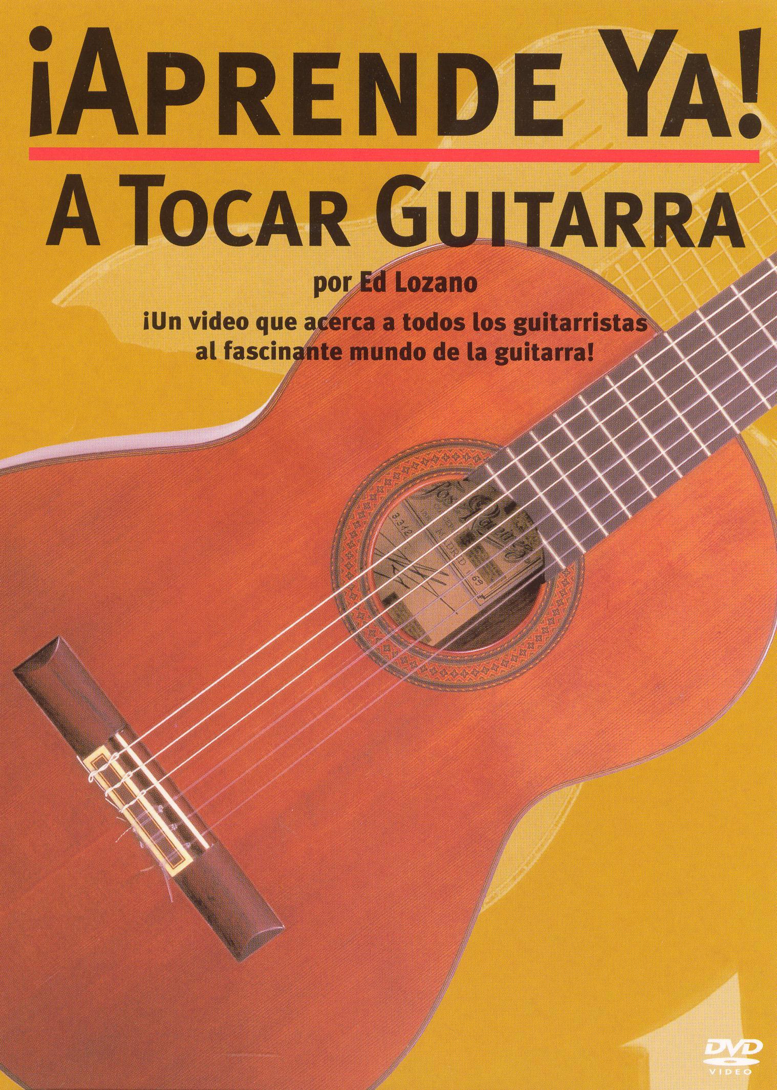 ¡Aprende Ya! A Tocar Guitarra