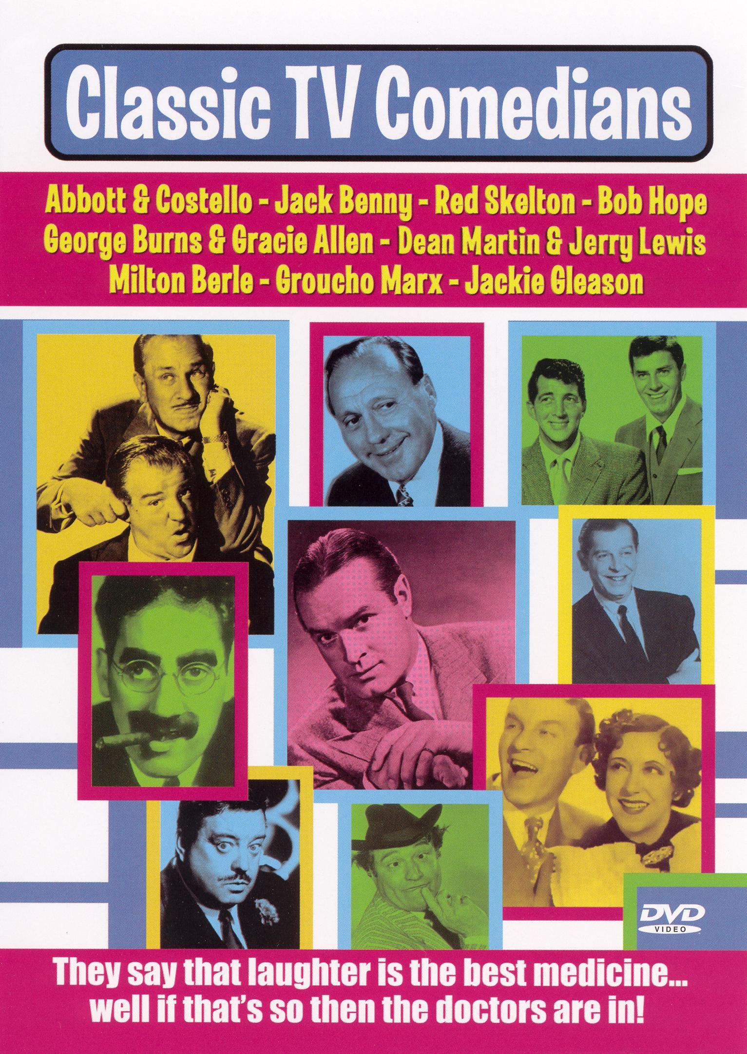 Great Comedians, Vol. 1