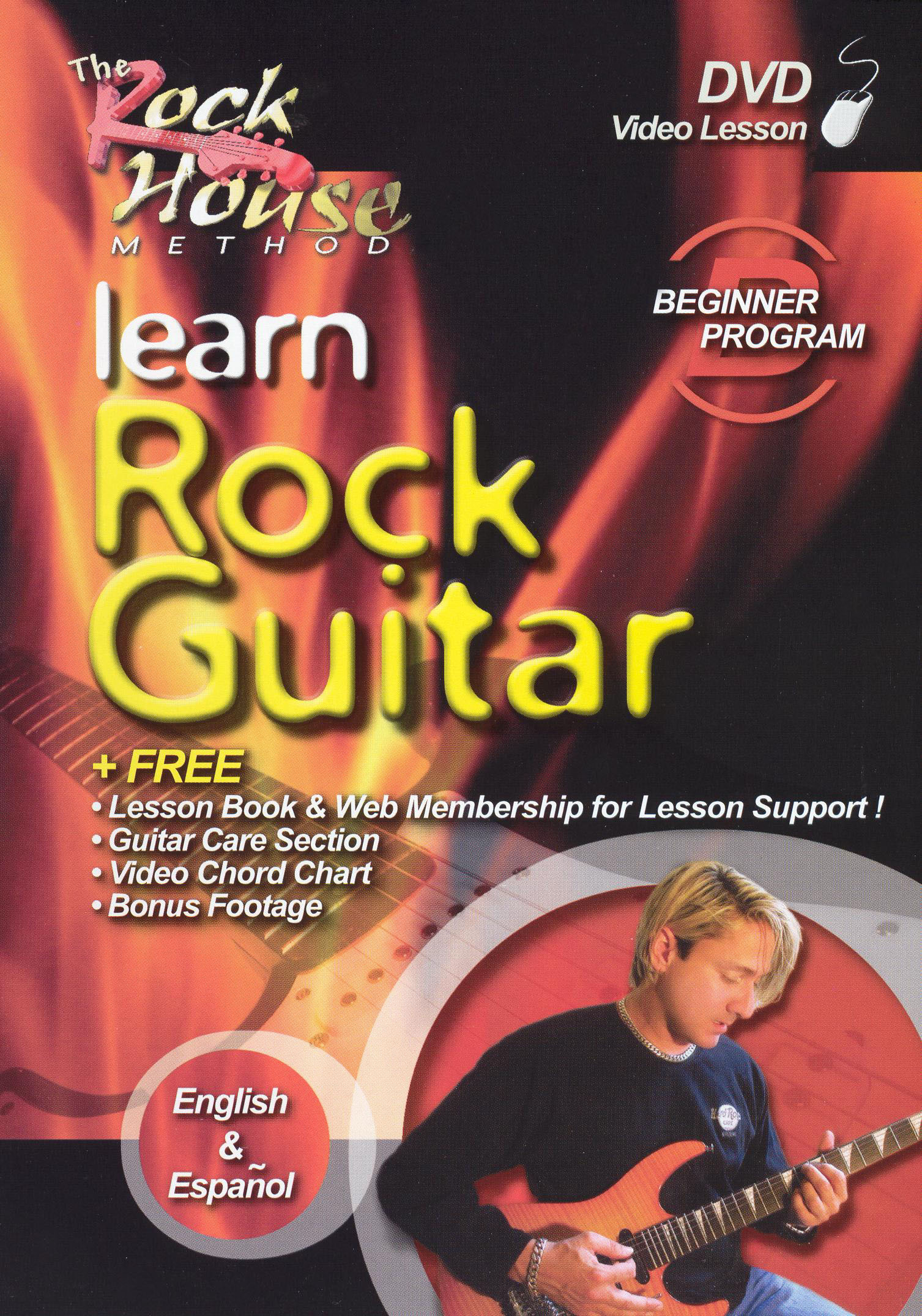 The Rock House Method: Learn Rock Guitar Beginner