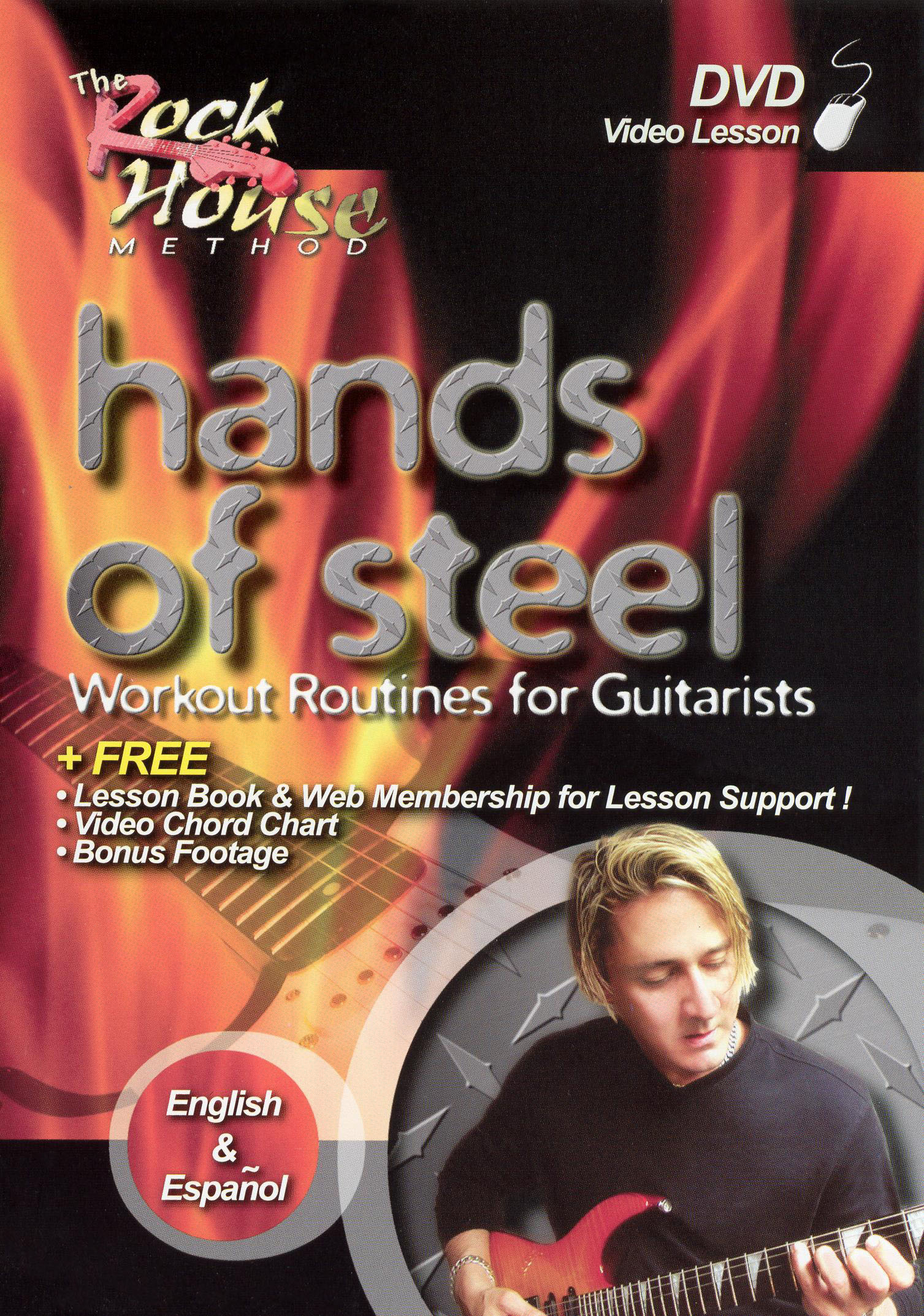 The Rock House Method: Hands of Steel