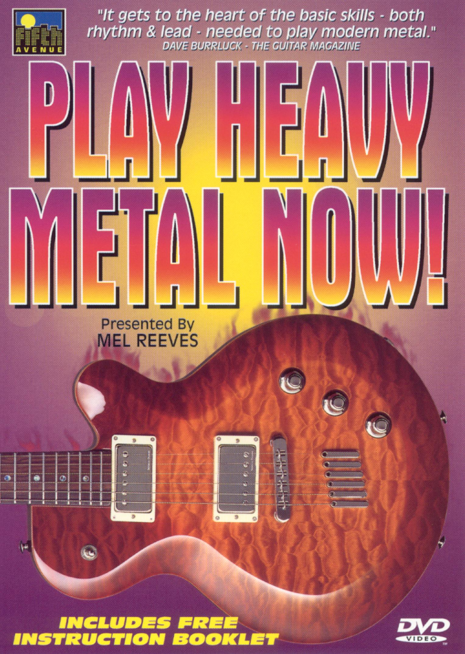 Play Heavy Metal Now