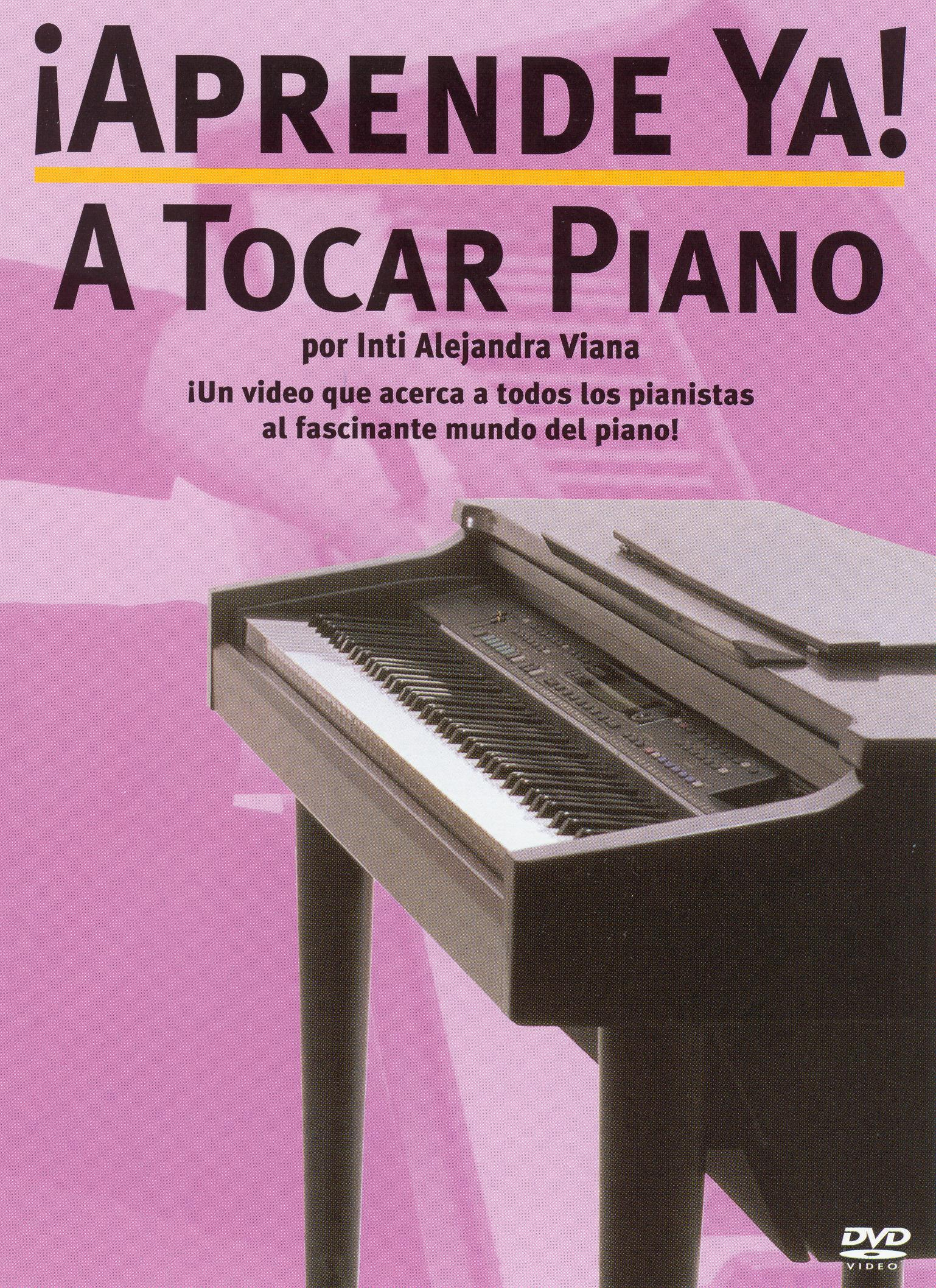 ¡Aprende Ya! A Tocar Piano