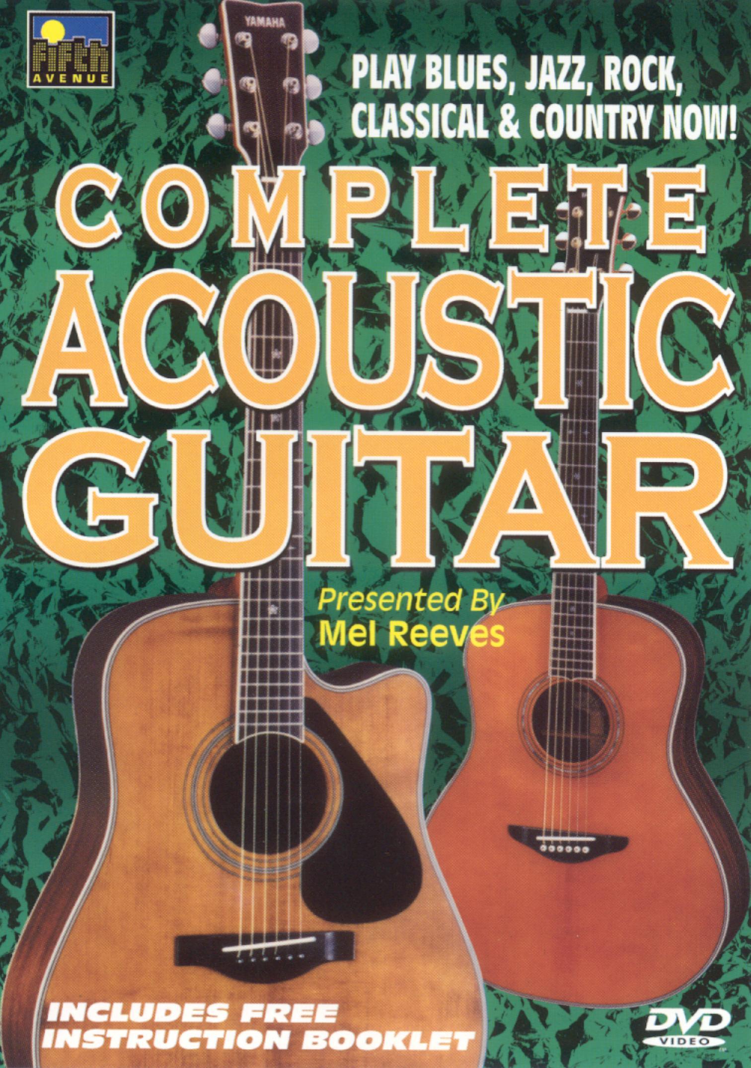 Complete Acoustic Guitar