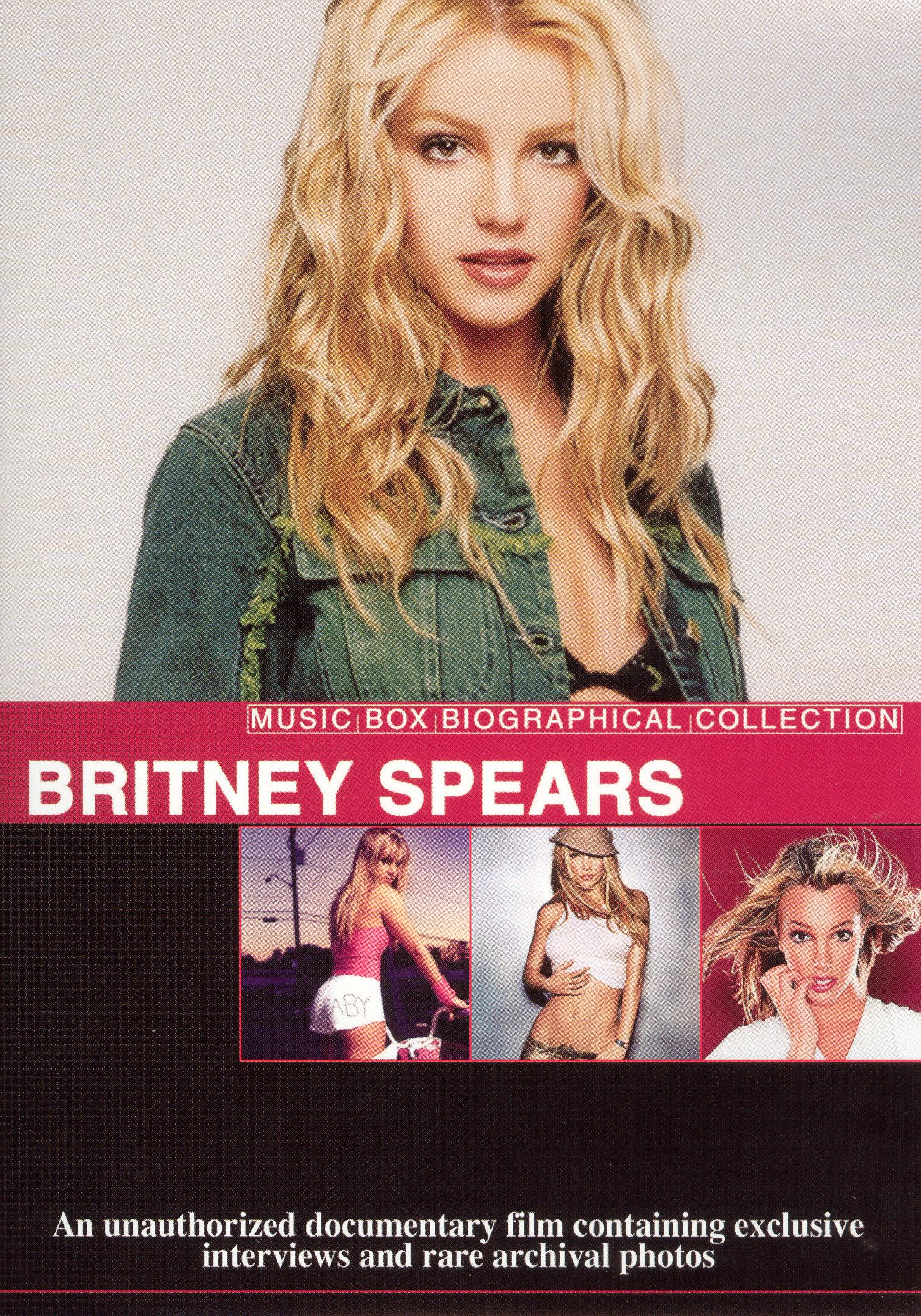 Music Box Biographical Collection: Britney Spears