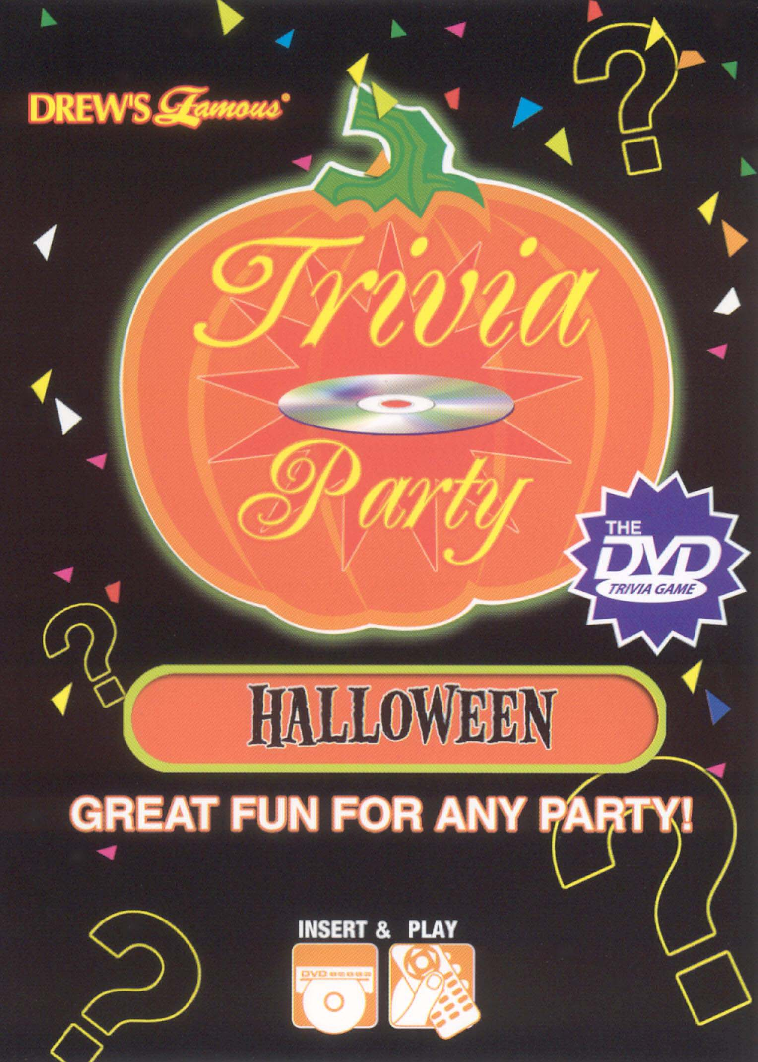 Trivia Party Halloween