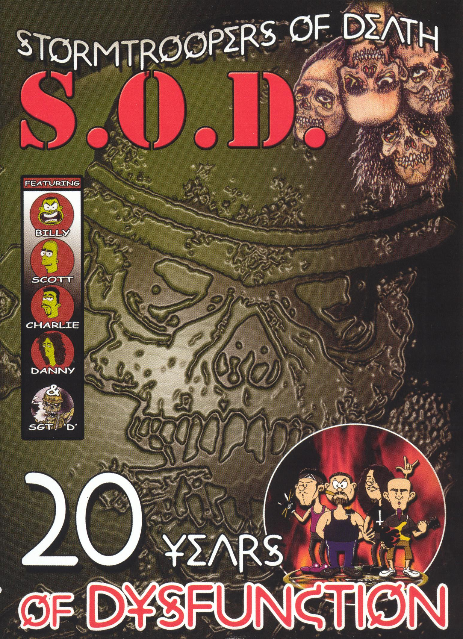 S.O.D.: 20 Years of Dysfunction
