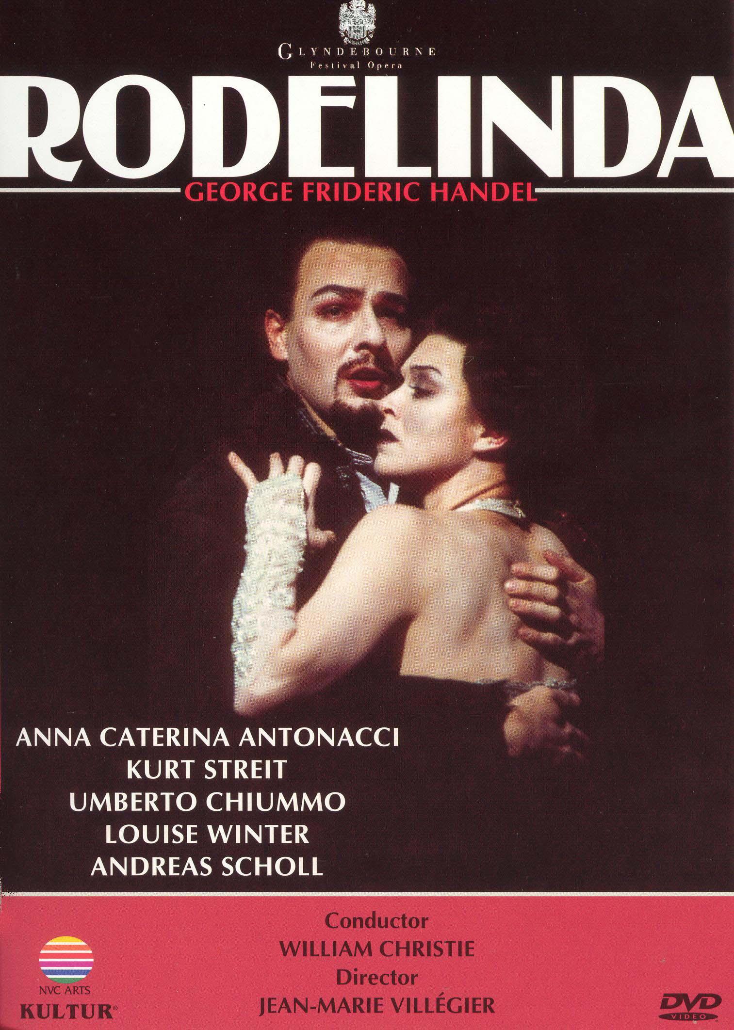 Rodelinda (Glyndebourne Opera)
