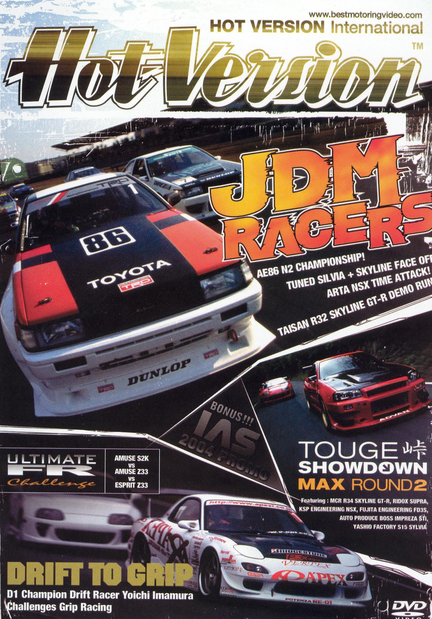 Hot Version International: JDM Racers