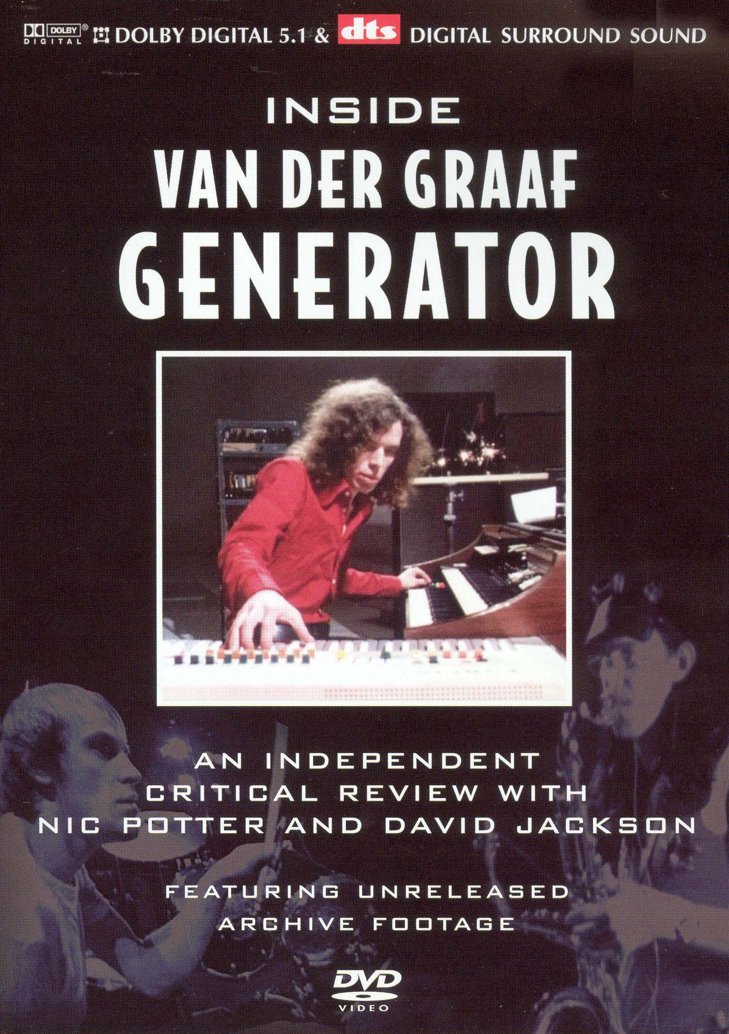 Van Der Graaf Generator: Rock Review