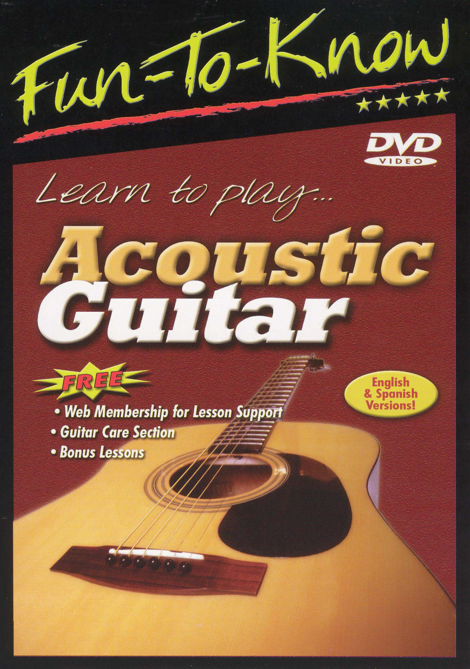 Fun To Know: Acoustic Guitar
