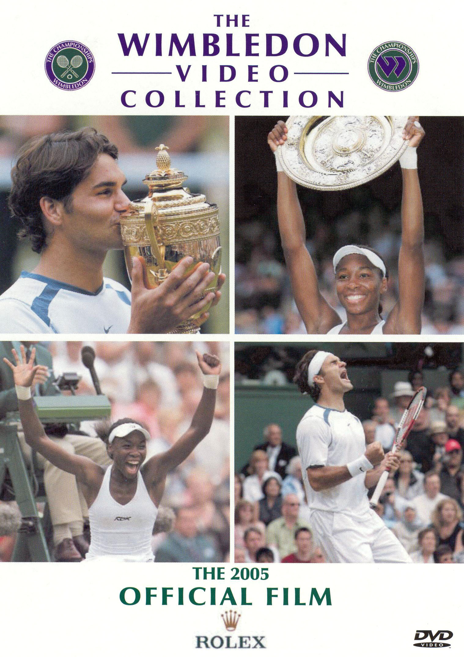 The Wimbledon Video Collection: The 2005 Official Film