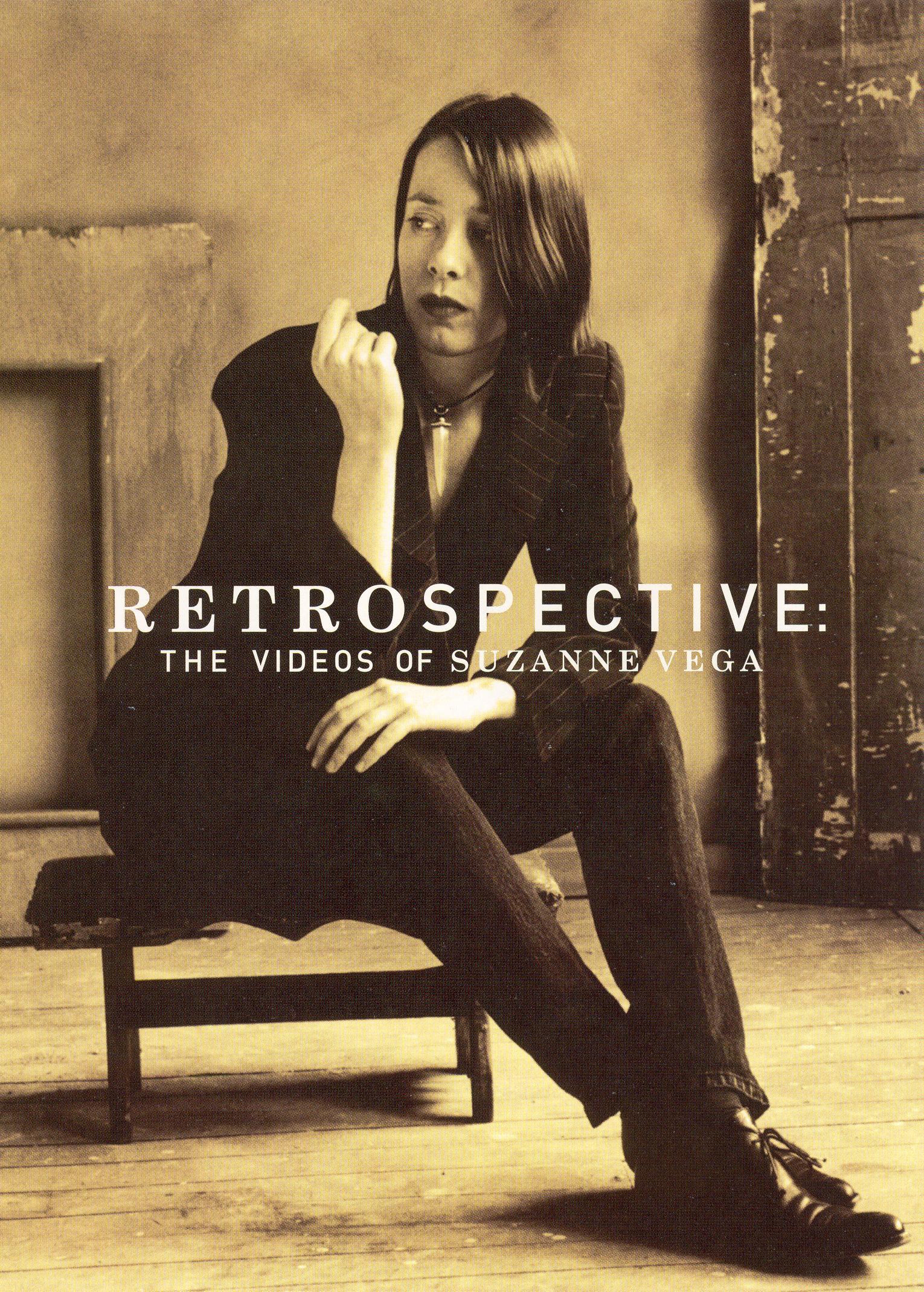 Suzanne Vega: Retrospective - The Videos of Suzanne Vega