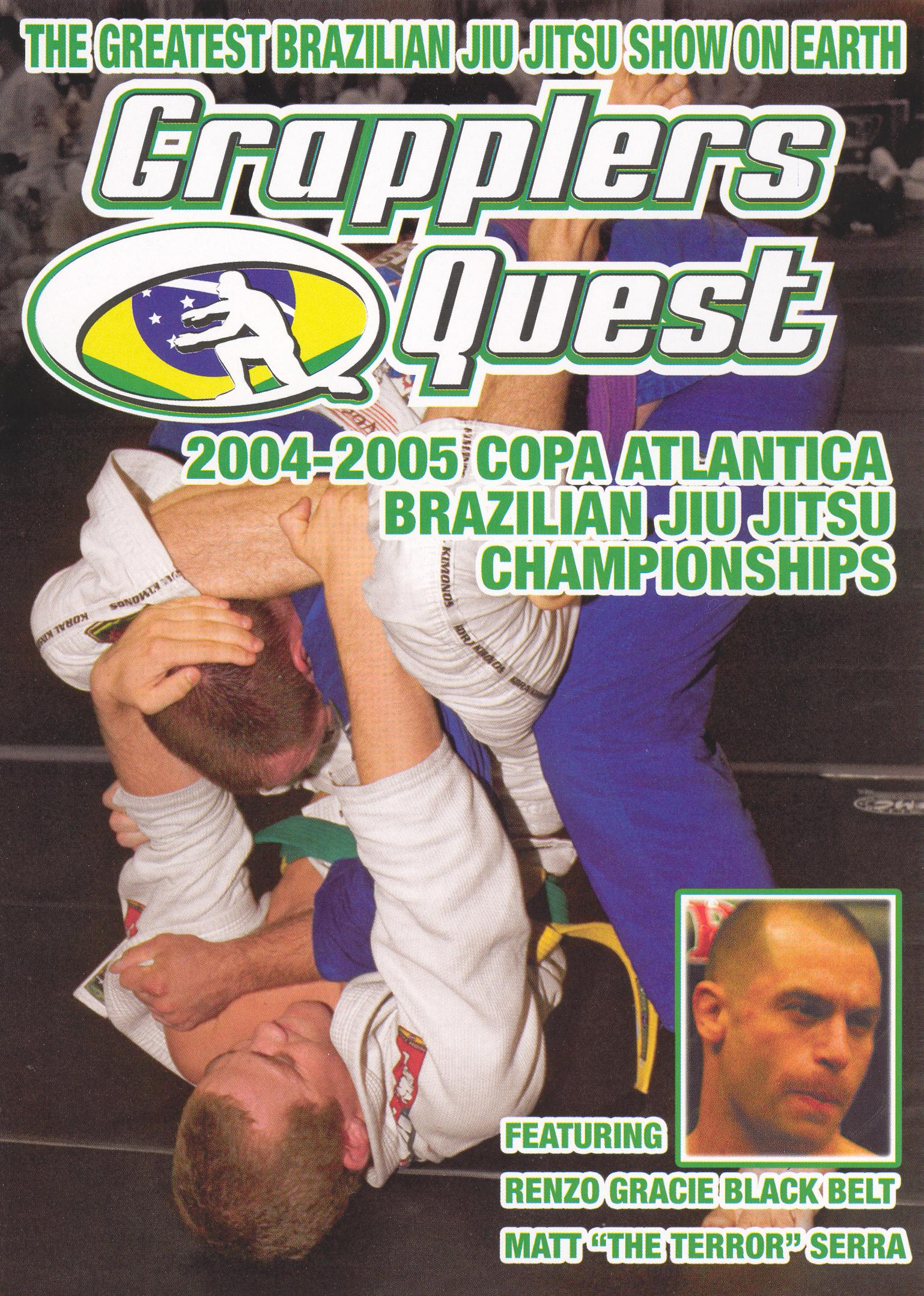 Grapplers Quest: 2004-2005 Copa Atlantica Brazilian