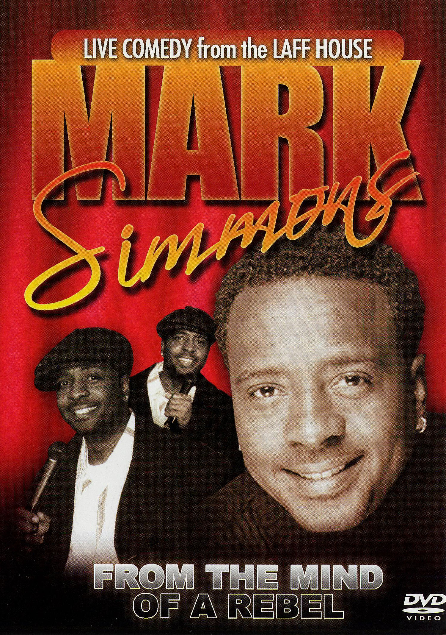 Mark Simmons: Live From the Laff House