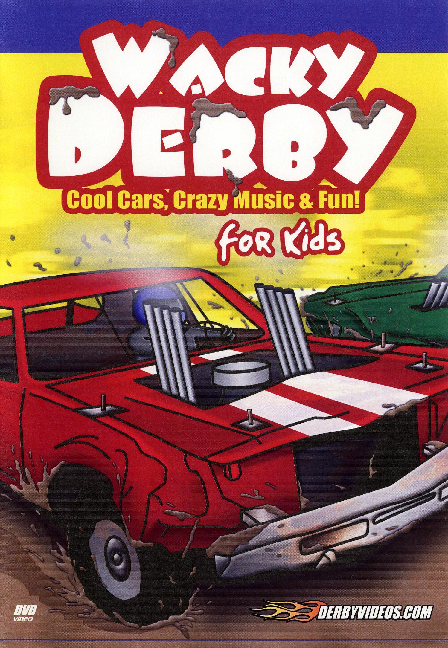 Wacky Derby For Kids