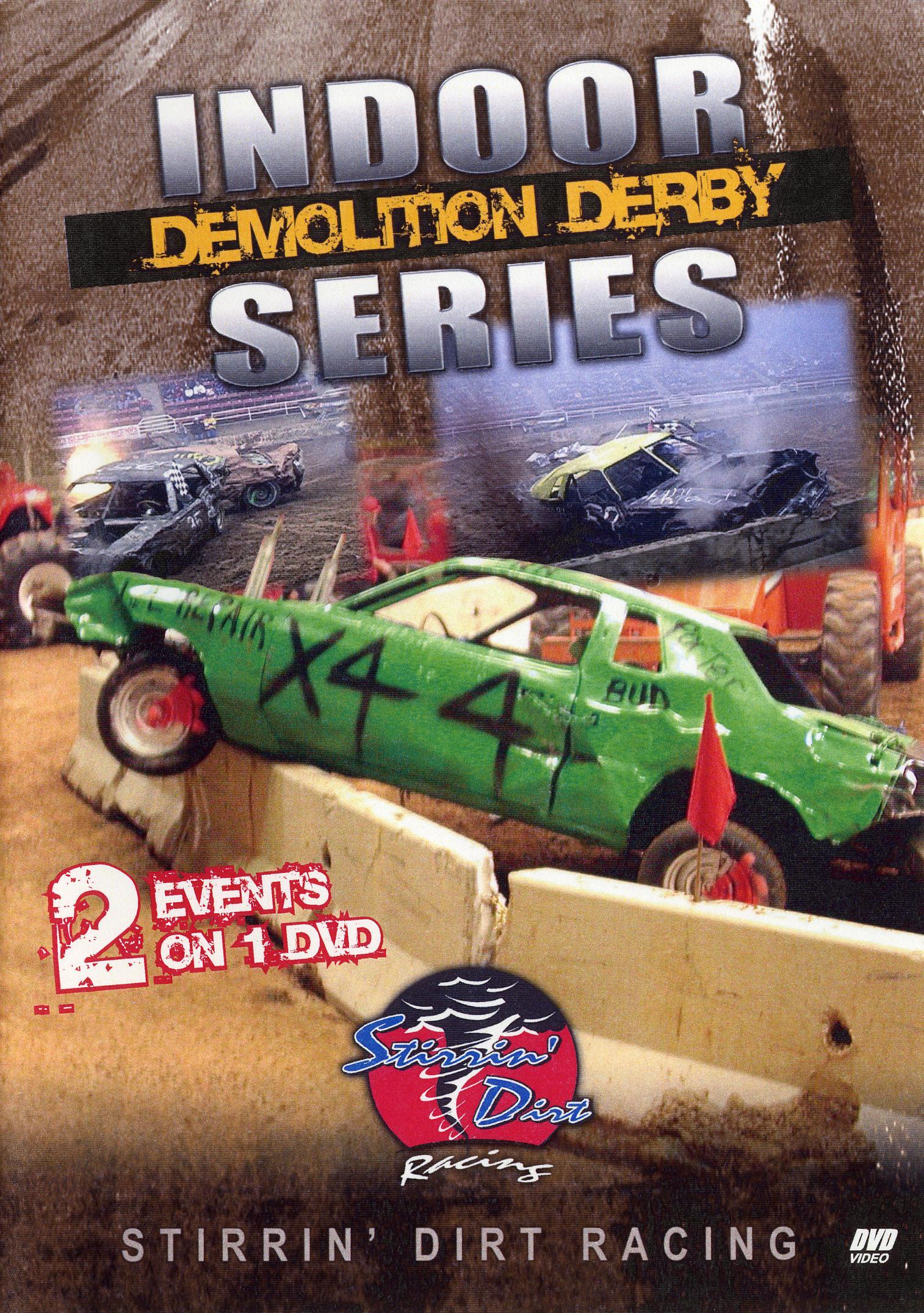 Indoor Demolition Derby Series