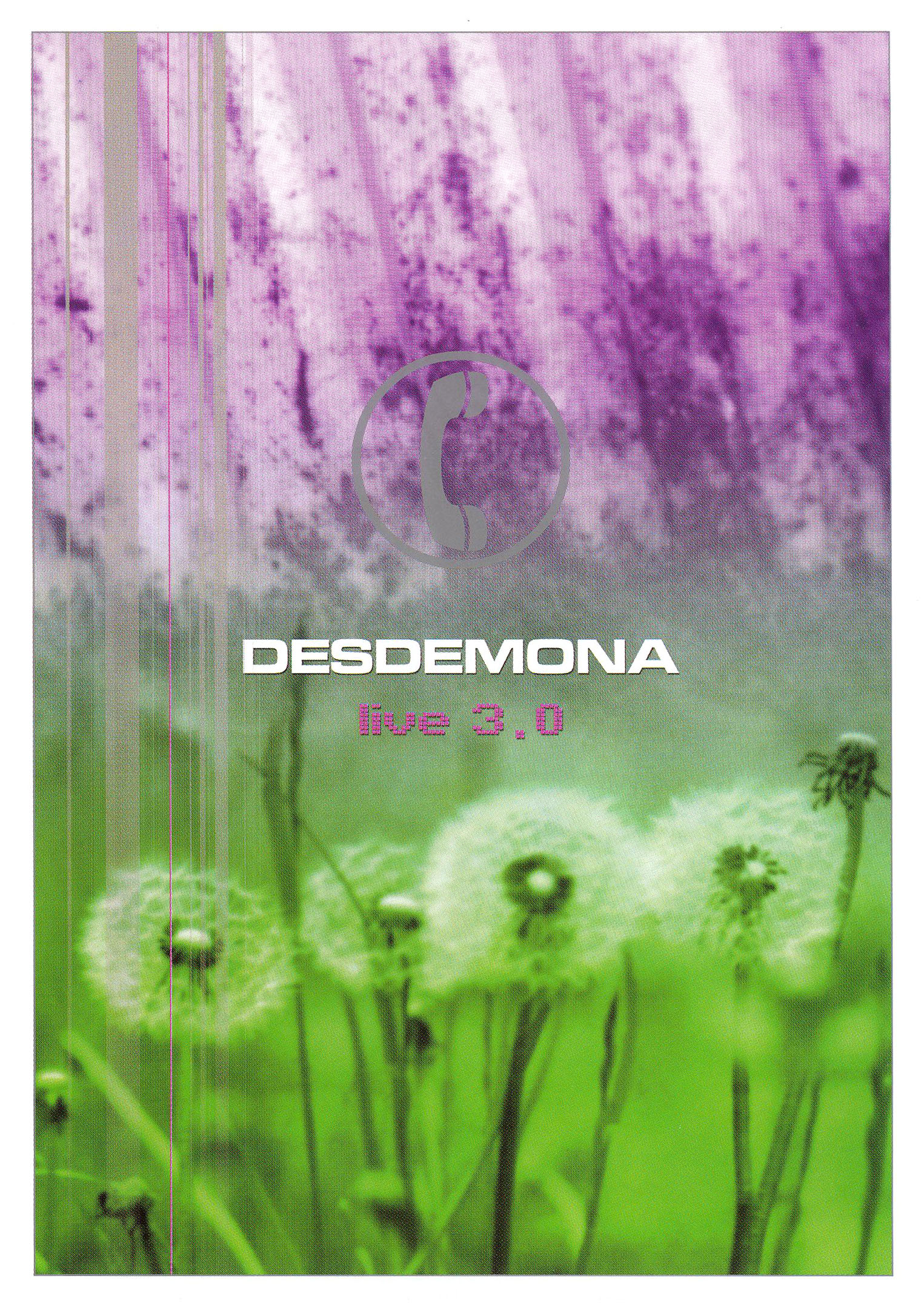 Desdemona: Live 3.0