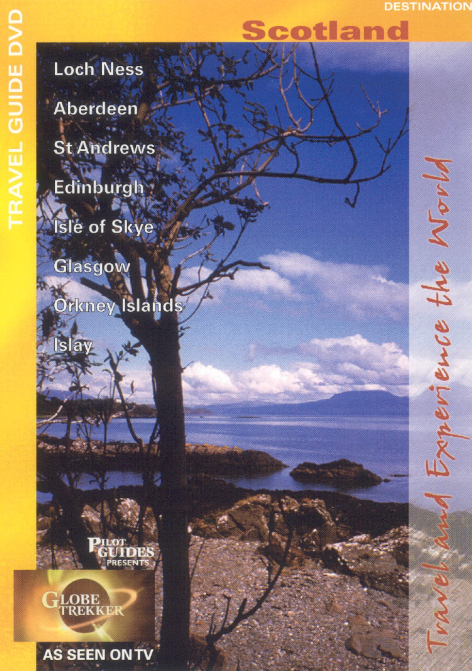 Globe Trekker: Scotland