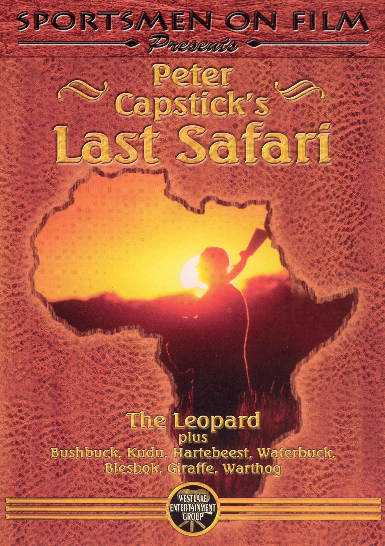 Capstick: Last Safari
