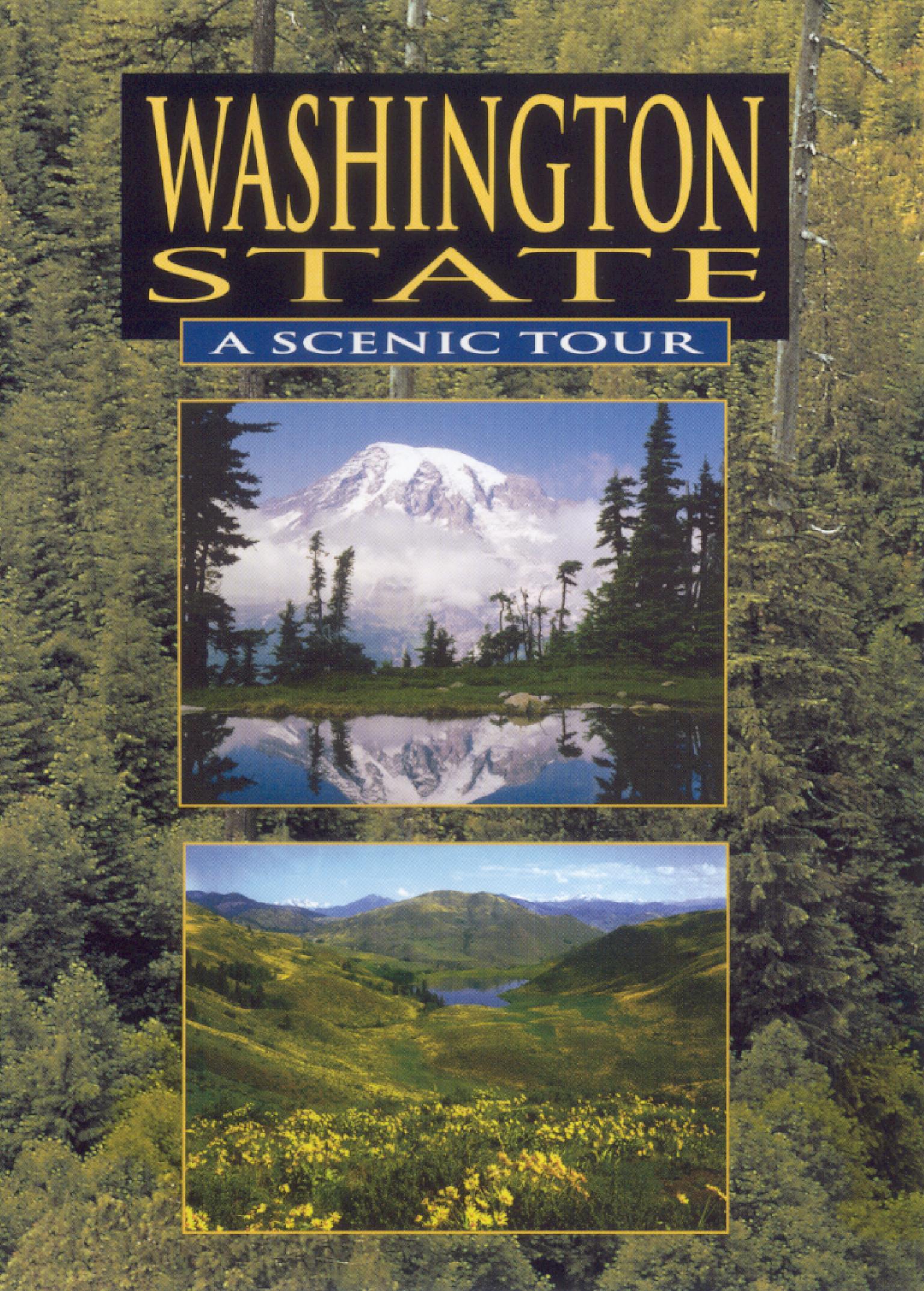 Washington State: A Scenic Tour