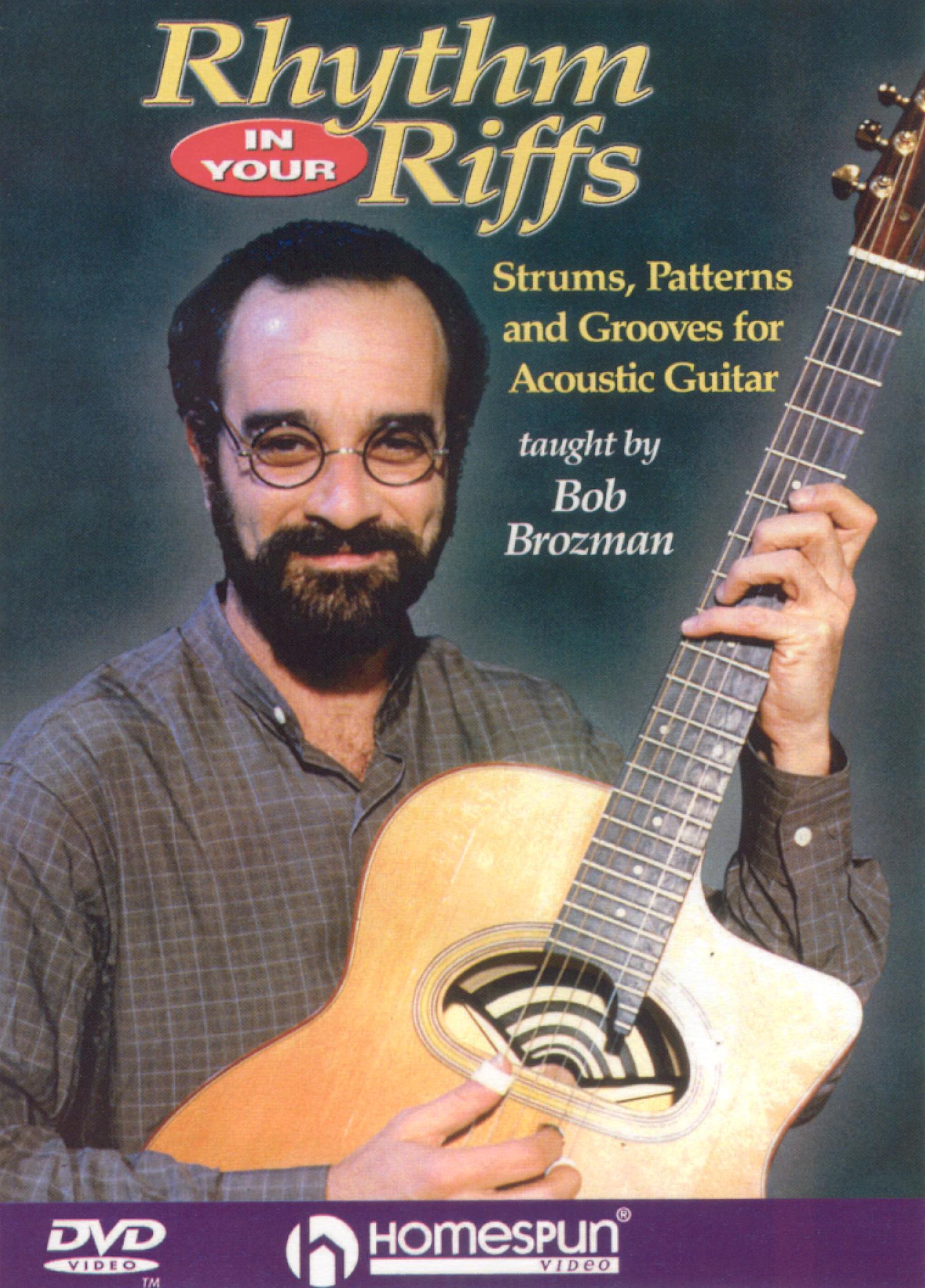 Bob Brozman: Rhythm In Your Riffs