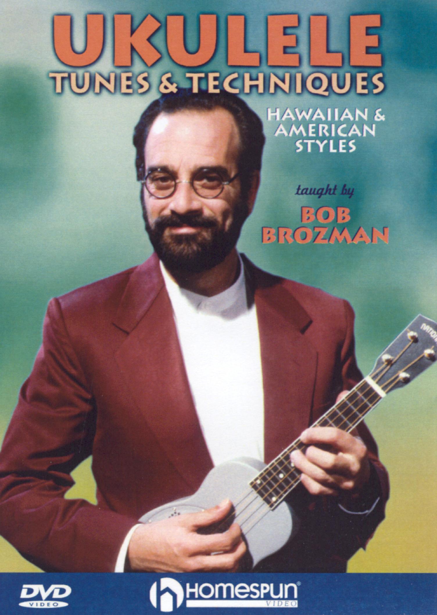 Bob Brozman: Ukulele Tunes and Techniques, Level 3