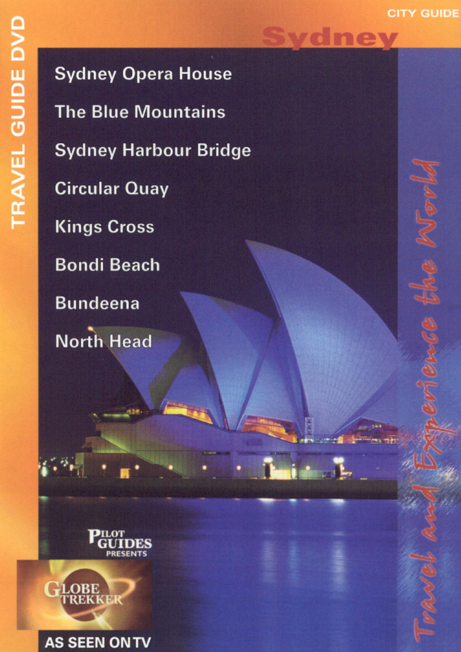 Globe Trekker: Sydney City Guide