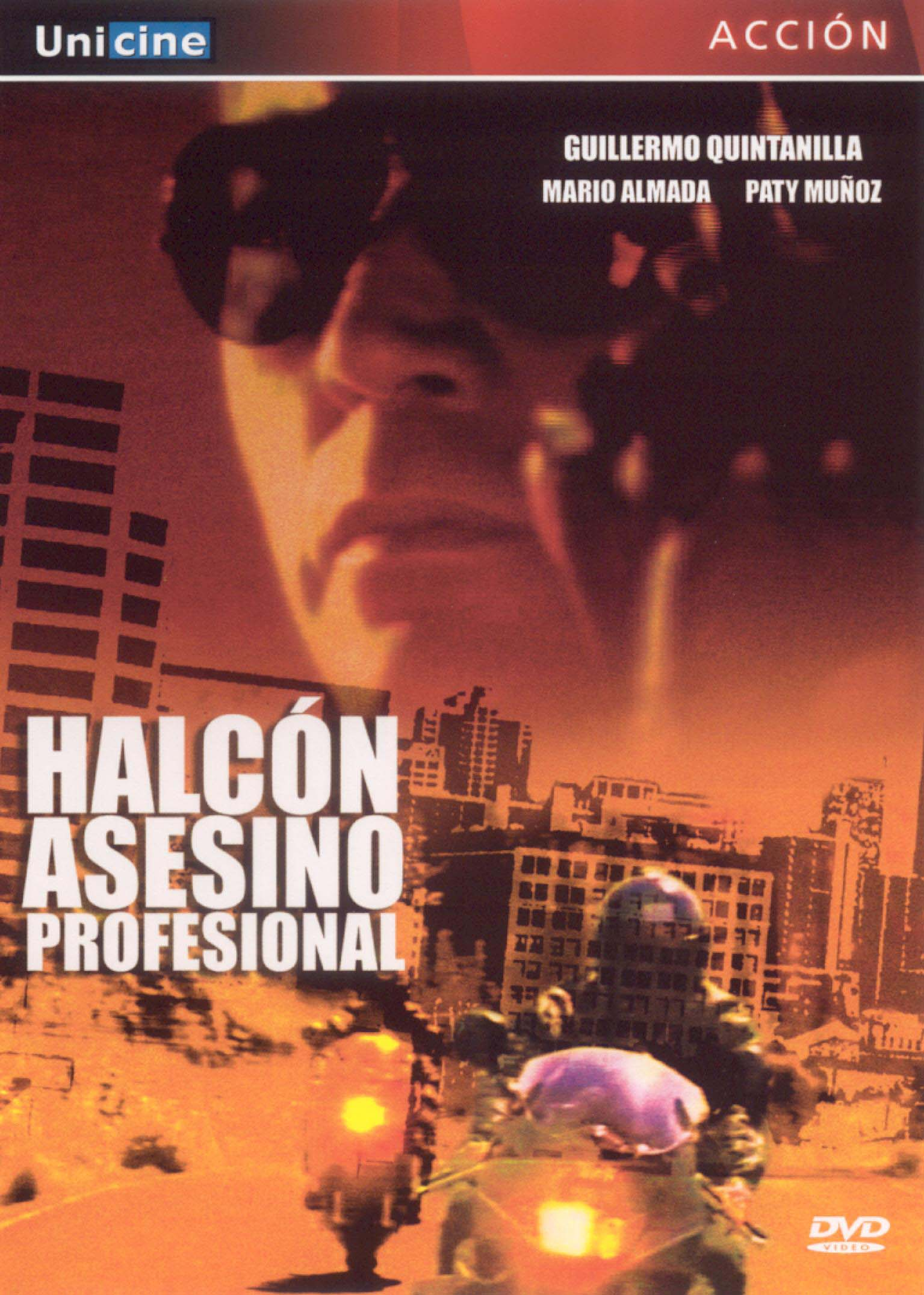 Halcon, Asesino Professional